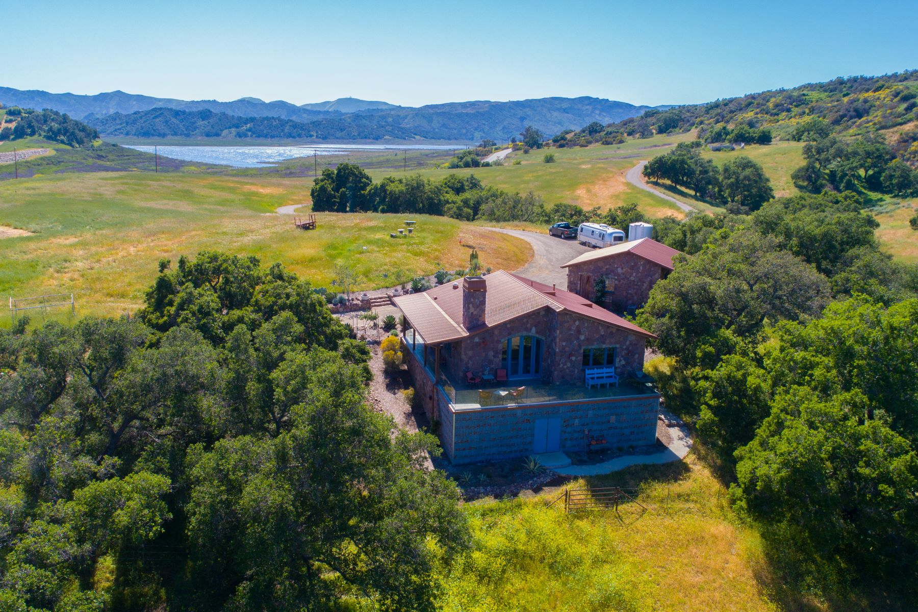 Single Family Homes for Sale at Lucky Q Ranch 109 Santa Ana Road Ventura, California 93001 United States