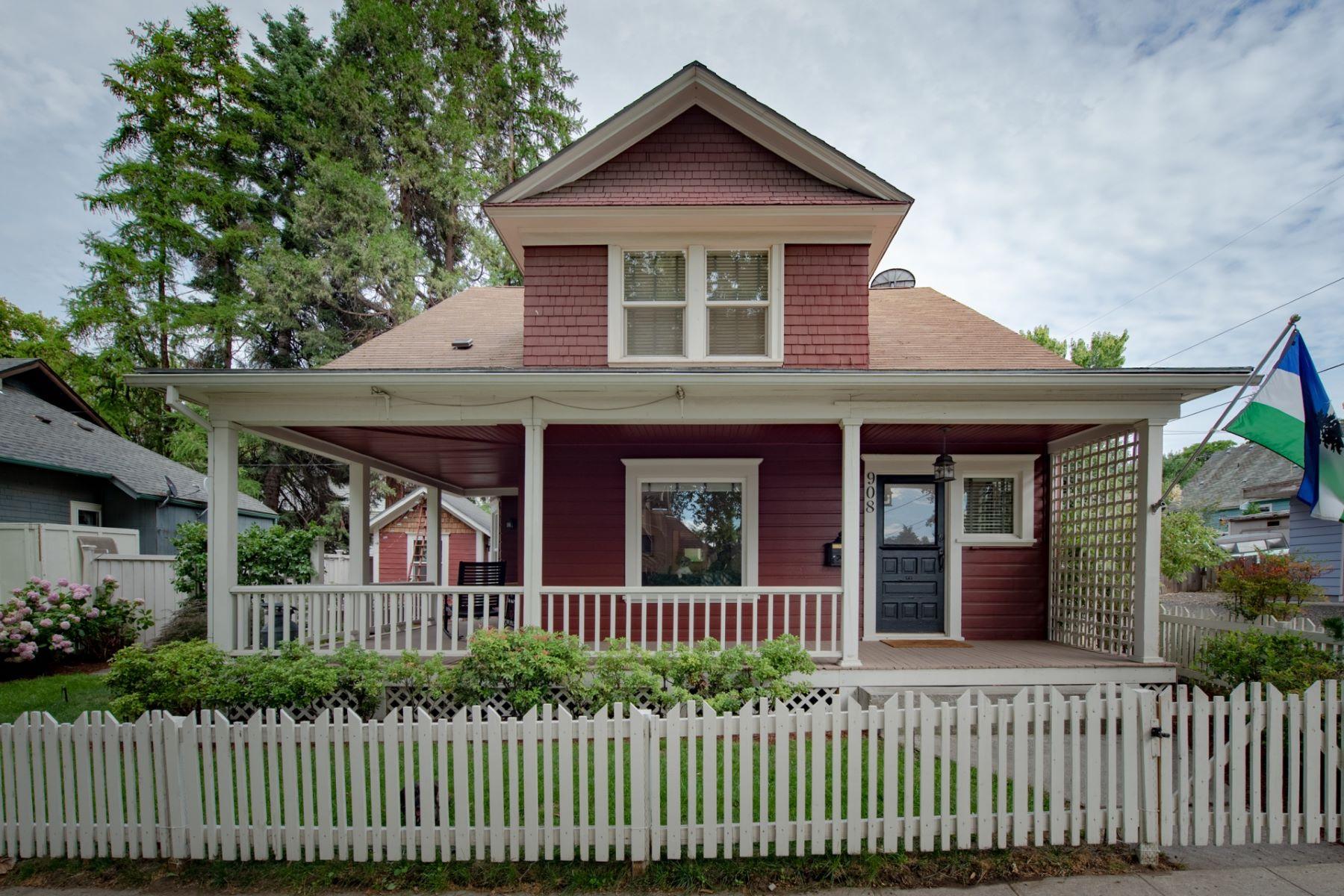 Single Family Homes 為 出售 在 Modern 1890's Revival! 908 Laughlin, The Dalles, 俄勒岡州 97058 美國