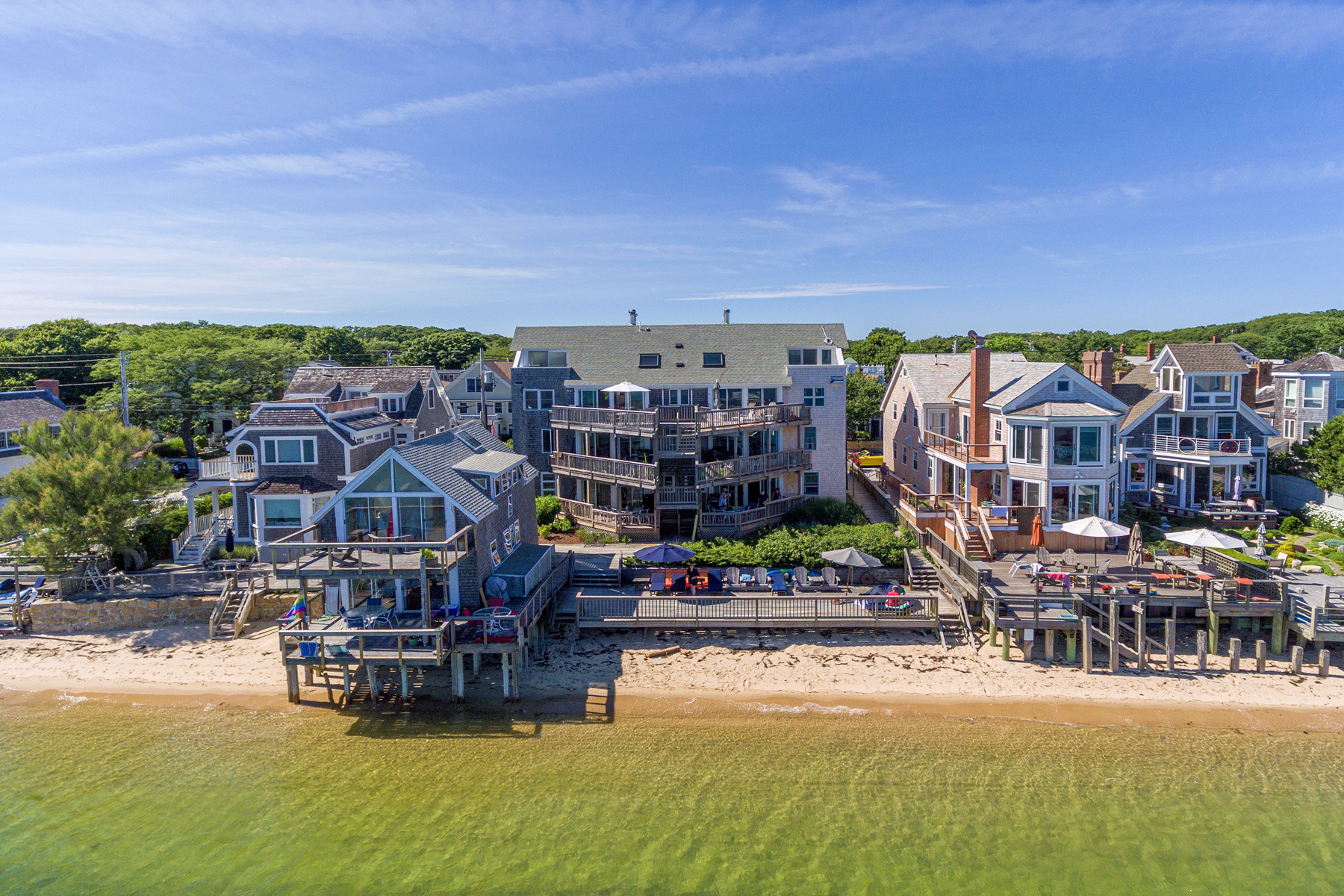 Condominiums for Sale at Eugene O'Neill enjoyed these views 577 Commercial Street, Unit 3W Provincetown, Massachusetts 02657 United States