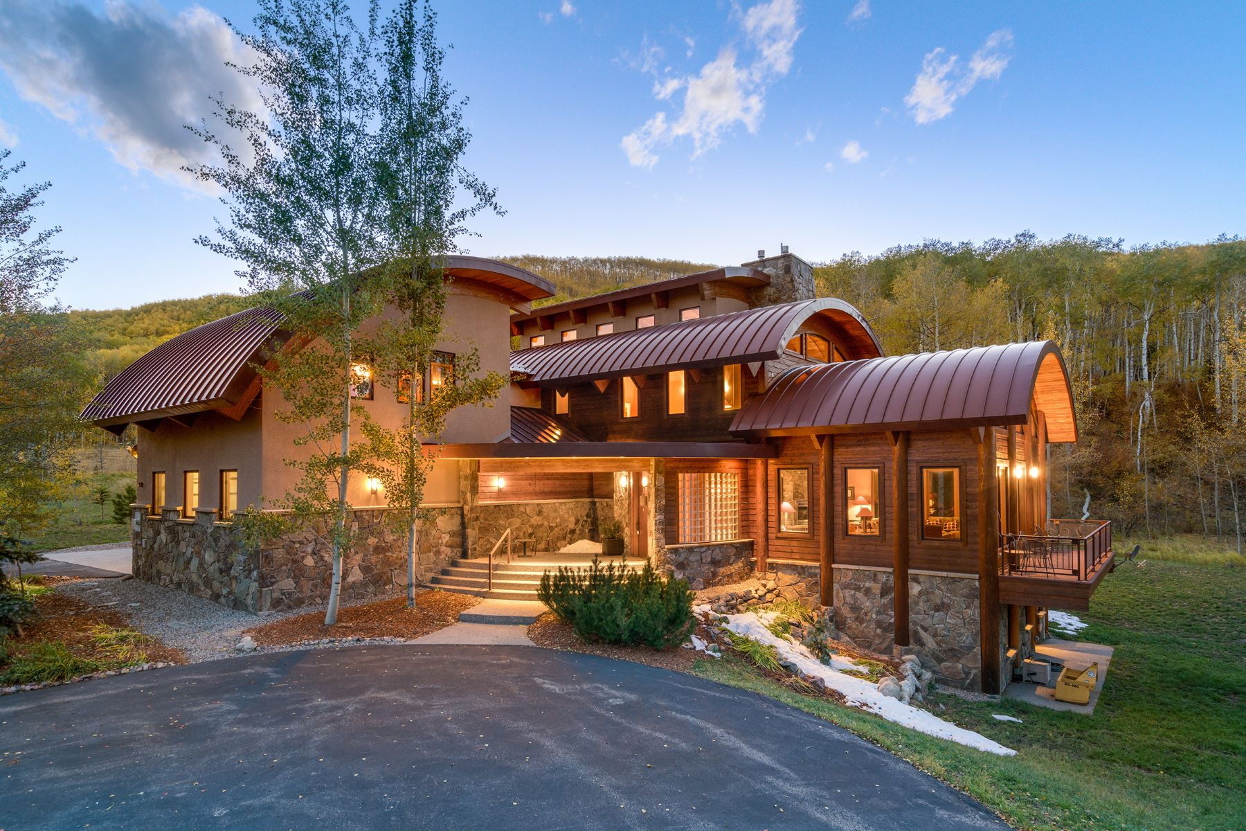 Single Family Homes for Active at Steamboat Serenity 26700 Henderson Park Rd Oak Creek, Colorado 80487 United States