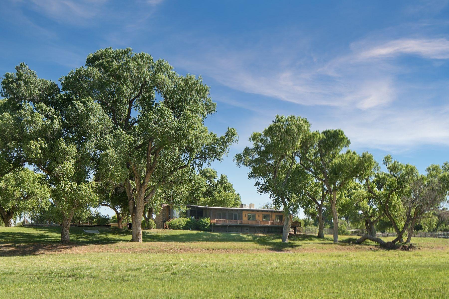 Частный односемейный дом для того Продажа на A true equestrian estate 173 W Grippen Rd, Camp Verde, Аризона, 86322 Соединенные Штаты