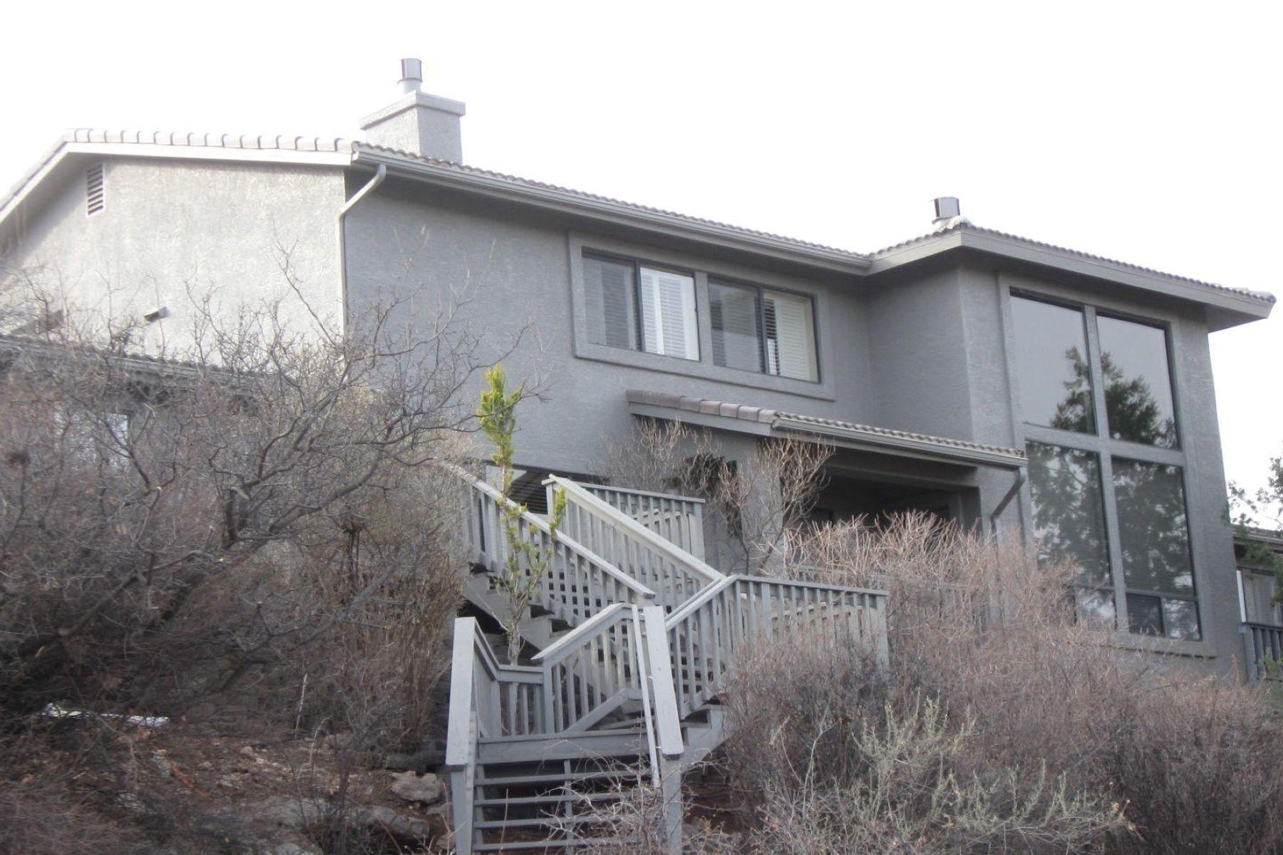 Casa Unifamiliar por un Venta en Wonderful One Owner Sedona Home 3785 E Montezuma Ave, Rimrock, Arizona, 86335 Estados Unidos