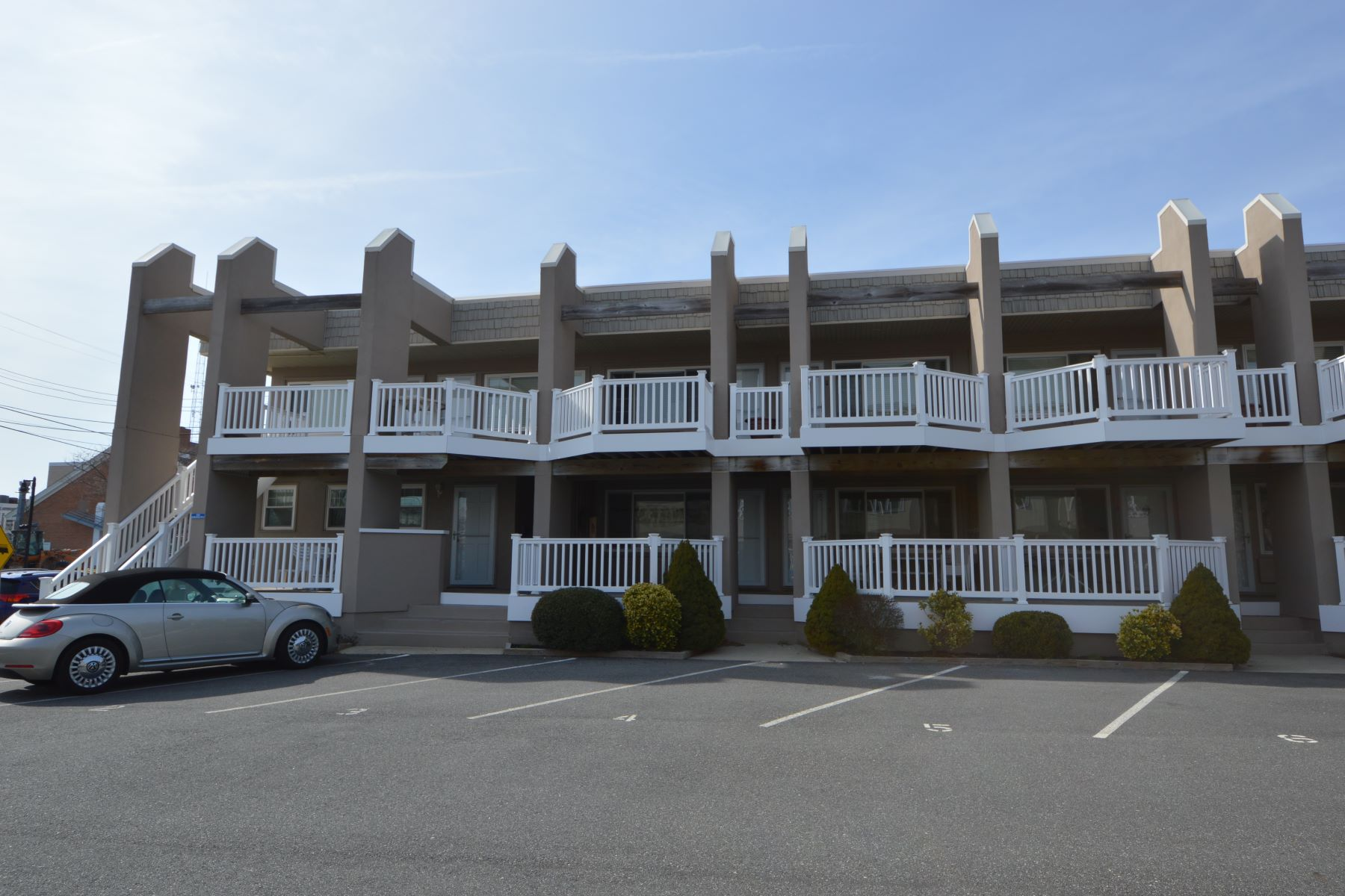 Condominium for Rent at Tranquil Island Living 162 96th Street Unit #3 - Sea Mist Stone Harbor, New Jersey 08247 United States