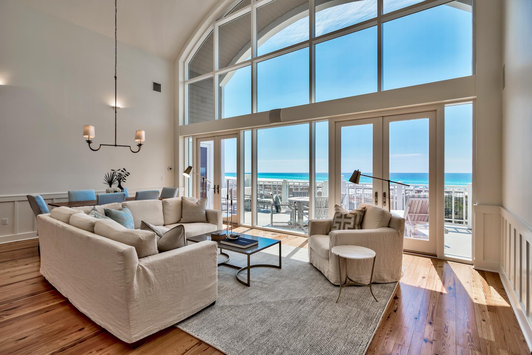 共管物業 為 出售 在 Top Floor WaterSound Beach Condo with the Ultimate Gulf View 37 S Compass Point Way 424, Watersound, 佛羅里達州, 32461 美國