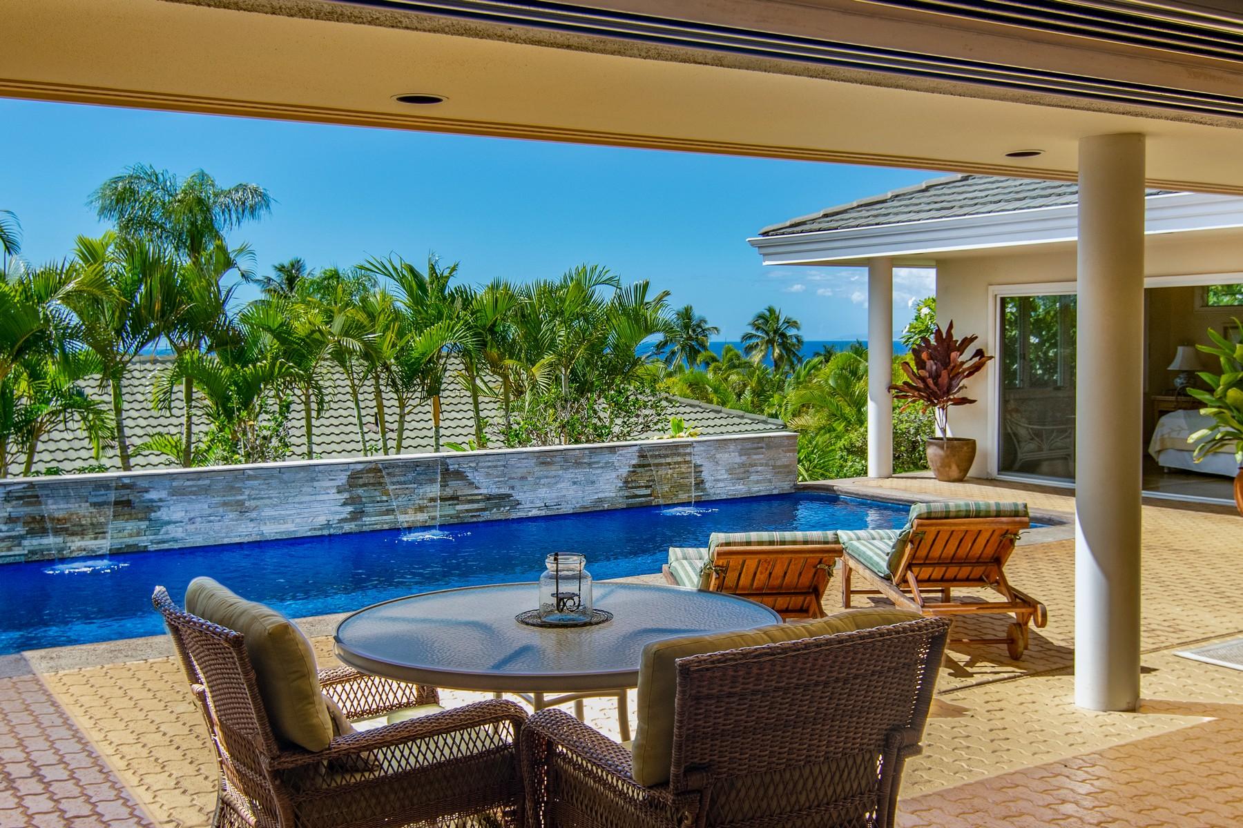 Single Family Home for Active at Wailea Kialoa 169 W. Ikea Moku Place Wailea, Hawaii 96753 United States