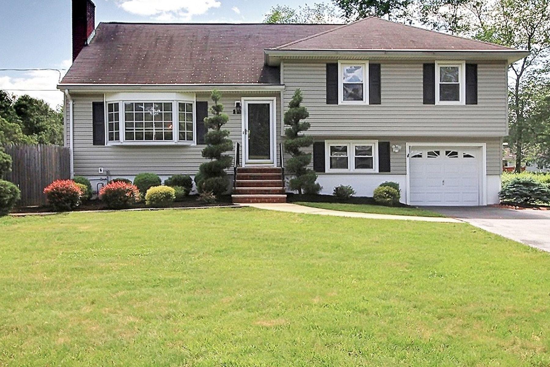 Single Family Homes for Sale at 12 Sagamore Road Parsippany, New Jersey 07054 United States