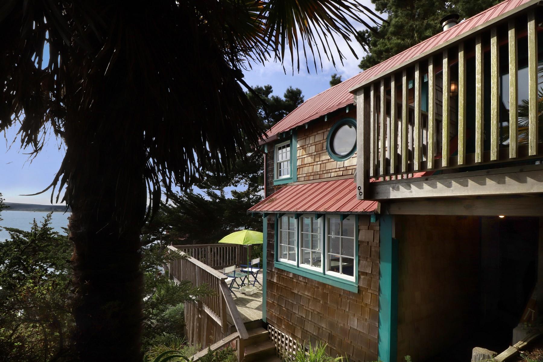 Casa Unifamiliar por un Venta en 1155 Highway 1, Bodega Bay 1155 Highway 1 Bodega Bay, California 94923 Estados Unidos