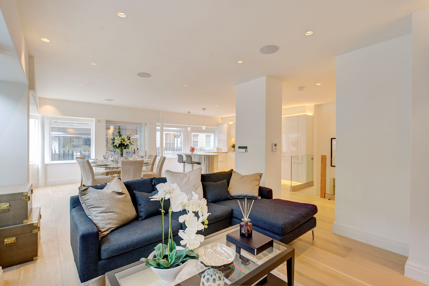 Apartment for Sale at Cleveland Street London, England, United Kingdom