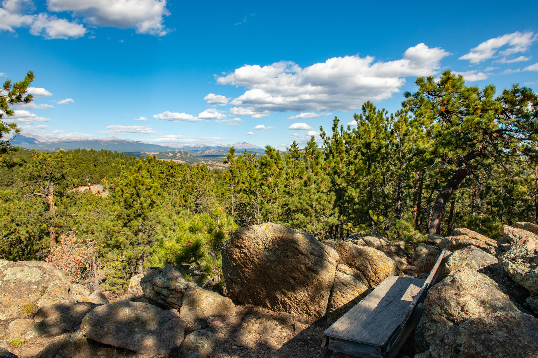 Terrain pour l Vente à Dream Home Location 93 Gross Dam Rd, Golden, Colorado 80403 États-Unis