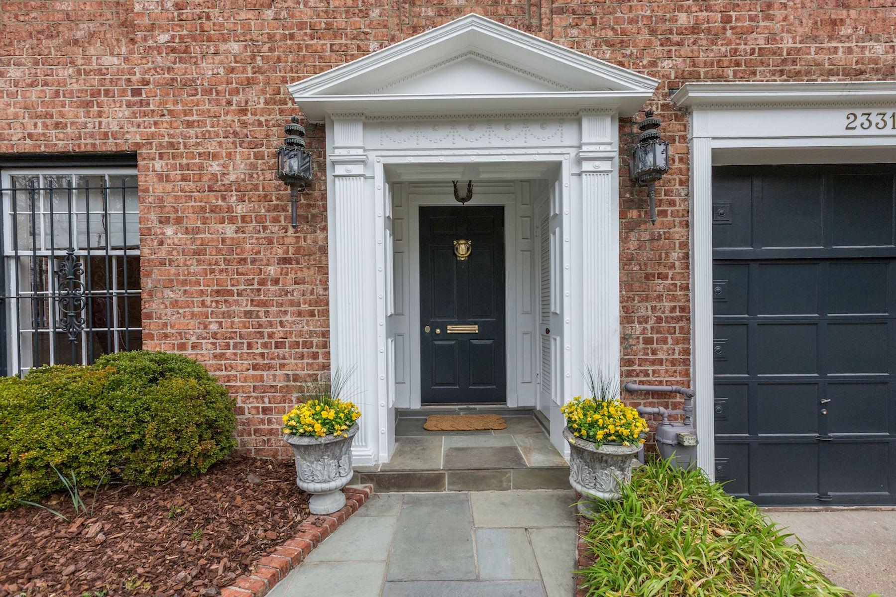 独户住宅 为 销售 在 Kalorama 2331 California Street Nw Kalorama, 华盛顿市, 哥伦比亚特区, 20008 美国