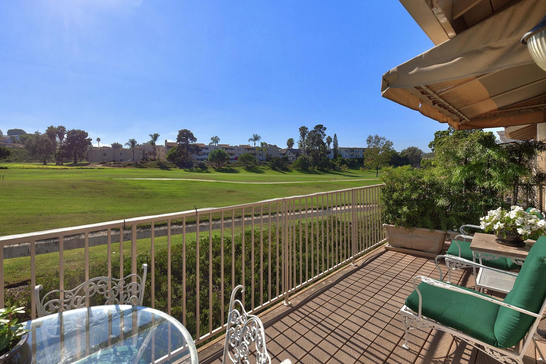 共管物業 為 出售 在 7525 Jerez #J Carlsbad, 加利福尼亞州, 92009 美國