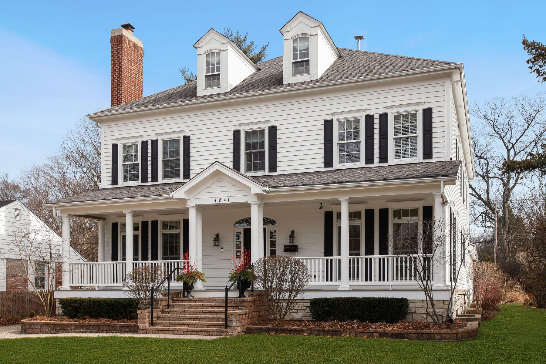 Maison unifamiliale pour l Vente à 4841 Woodland Avenue Western Springs, Illinois, 60558 États-Unis