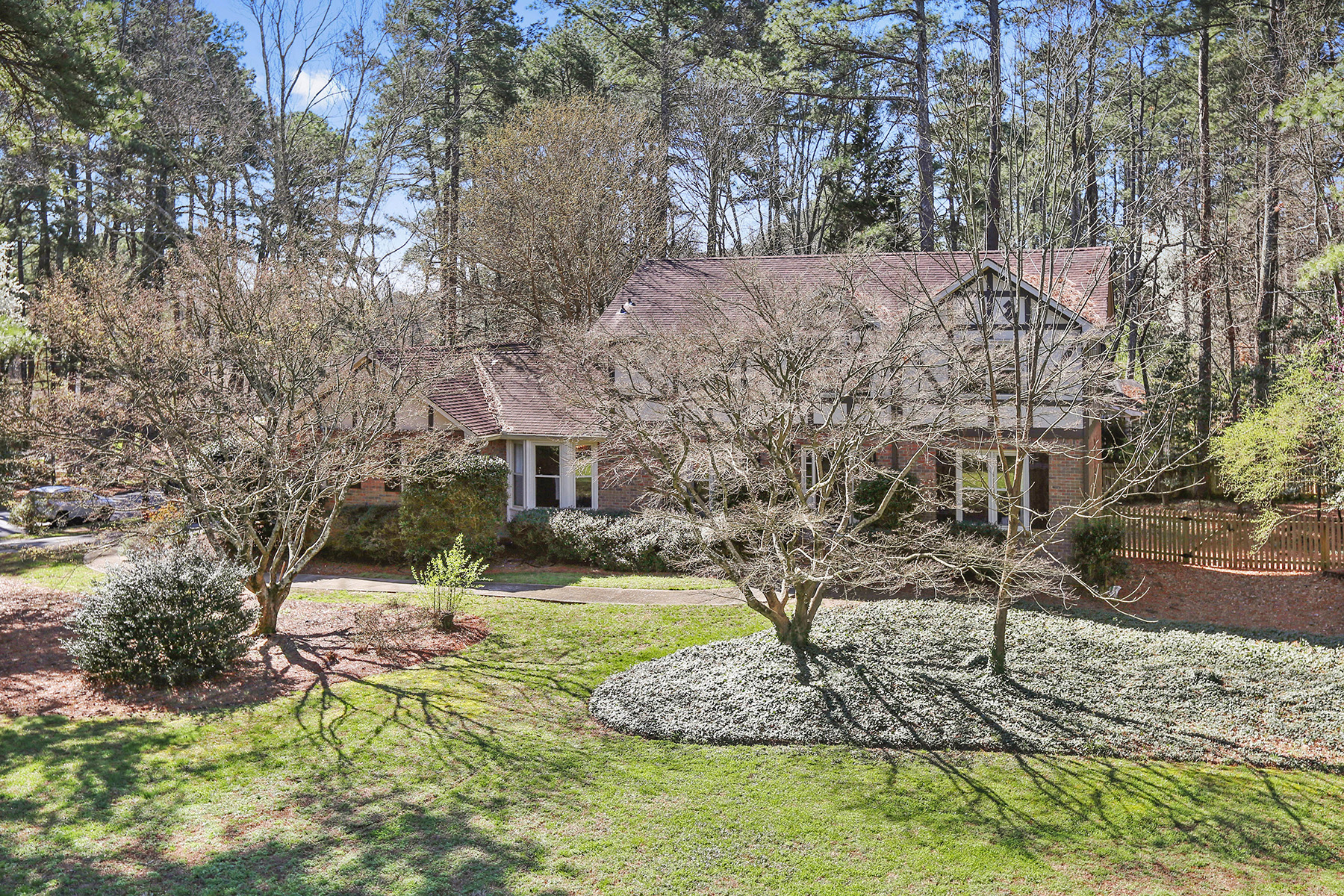 Single Family Home for Sale at Fabulous Renovation by Current Designer Owner 365 Houze Way Roswell, Georgia 30076 United States