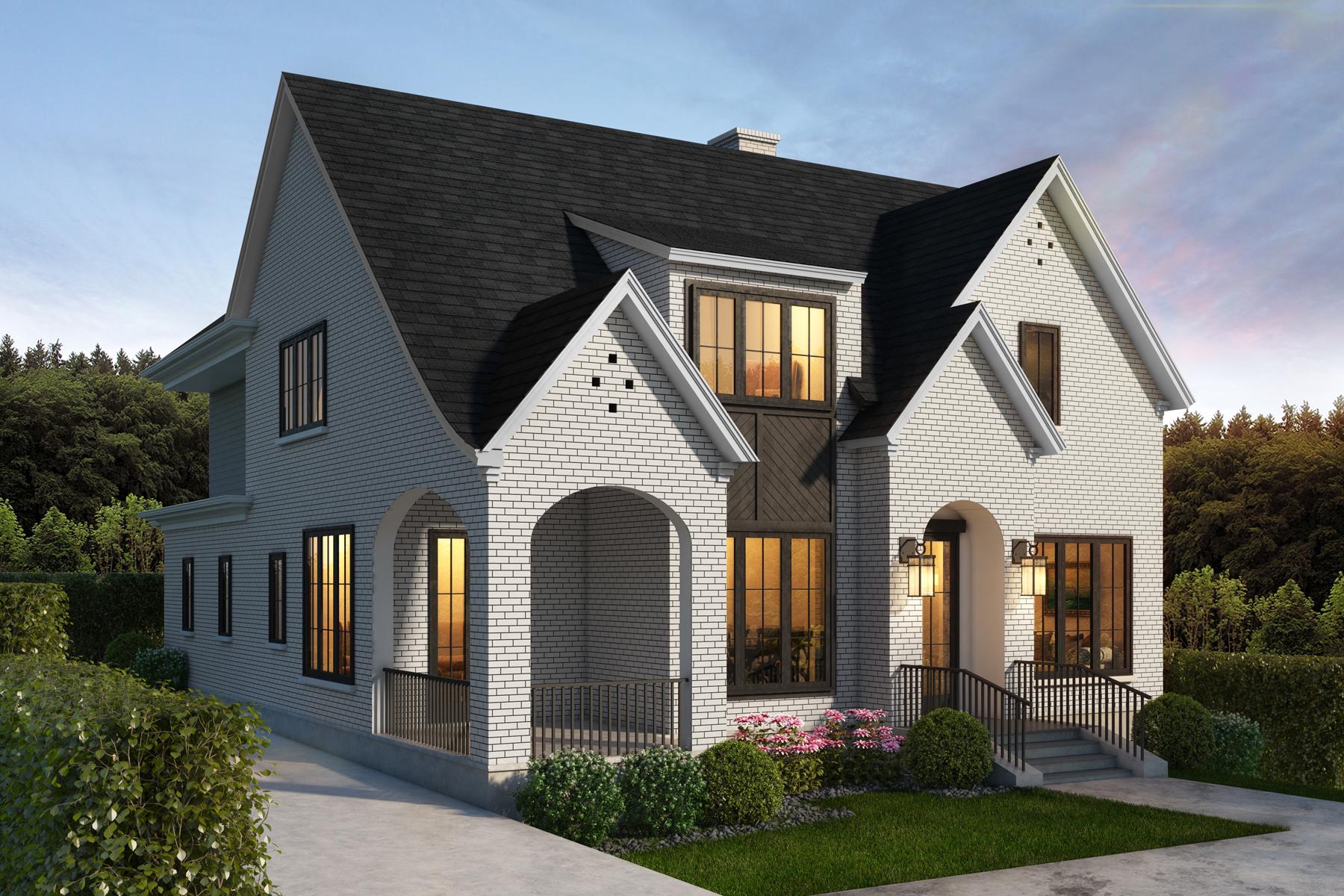 Μονοκατοικία για την Πώληση στο Designed by Architect Linda MacArthur, Emphasizes Indoor/Outdoor Living 4072 N Ivy Road NE Atlanta, Γεωργια 30342 Ηνωμένες Πολιτείες