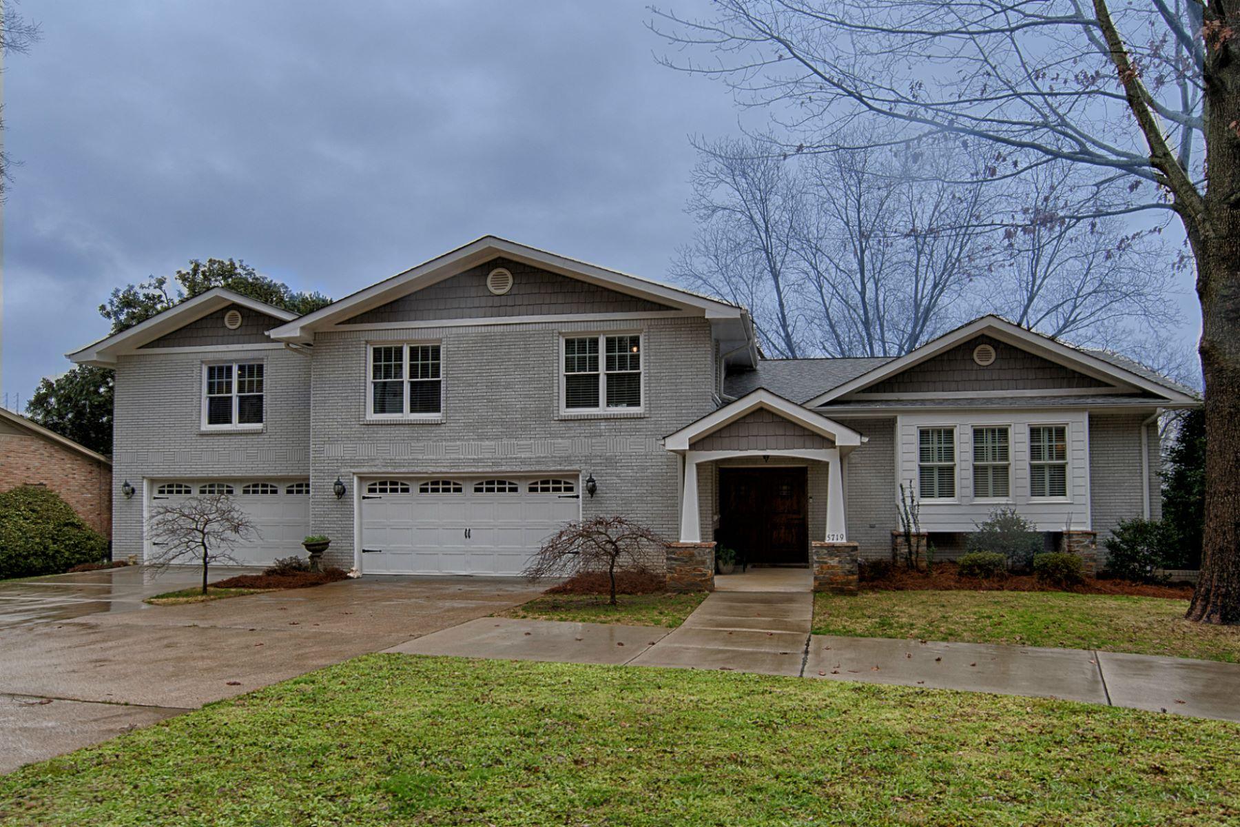 Single Family Homes para Venda às 5719 Criner Road Huntsville, Alabama 35802 Estados Unidos