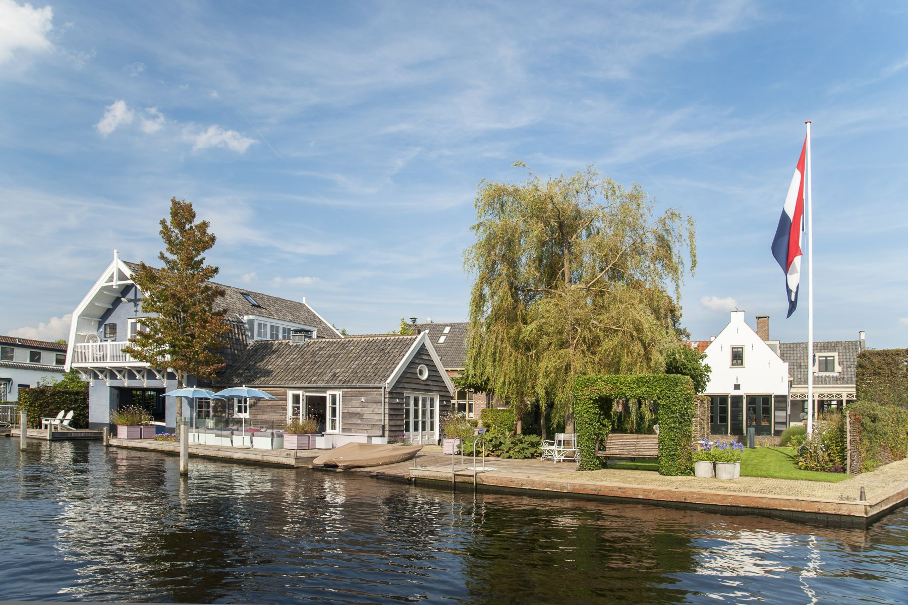 "Single Family Homes for Sale at Villa ""The Kaag"" Kaag, South Holland Netherlands"