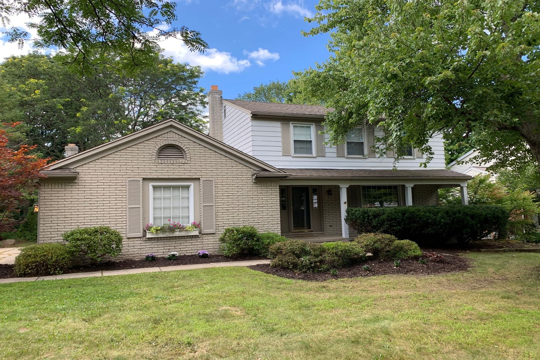 Single Family Homes for Sale at Northville 1017 Fairfax Court Northville, Michigan 48167 United States