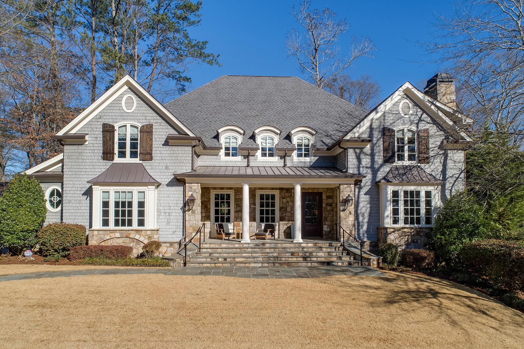一戸建て のために 売買 アット Gorgeous Home in Meadowbrook 440 Brookfield Drive, Atlanta, ジョージア, 30342 アメリカ合衆国