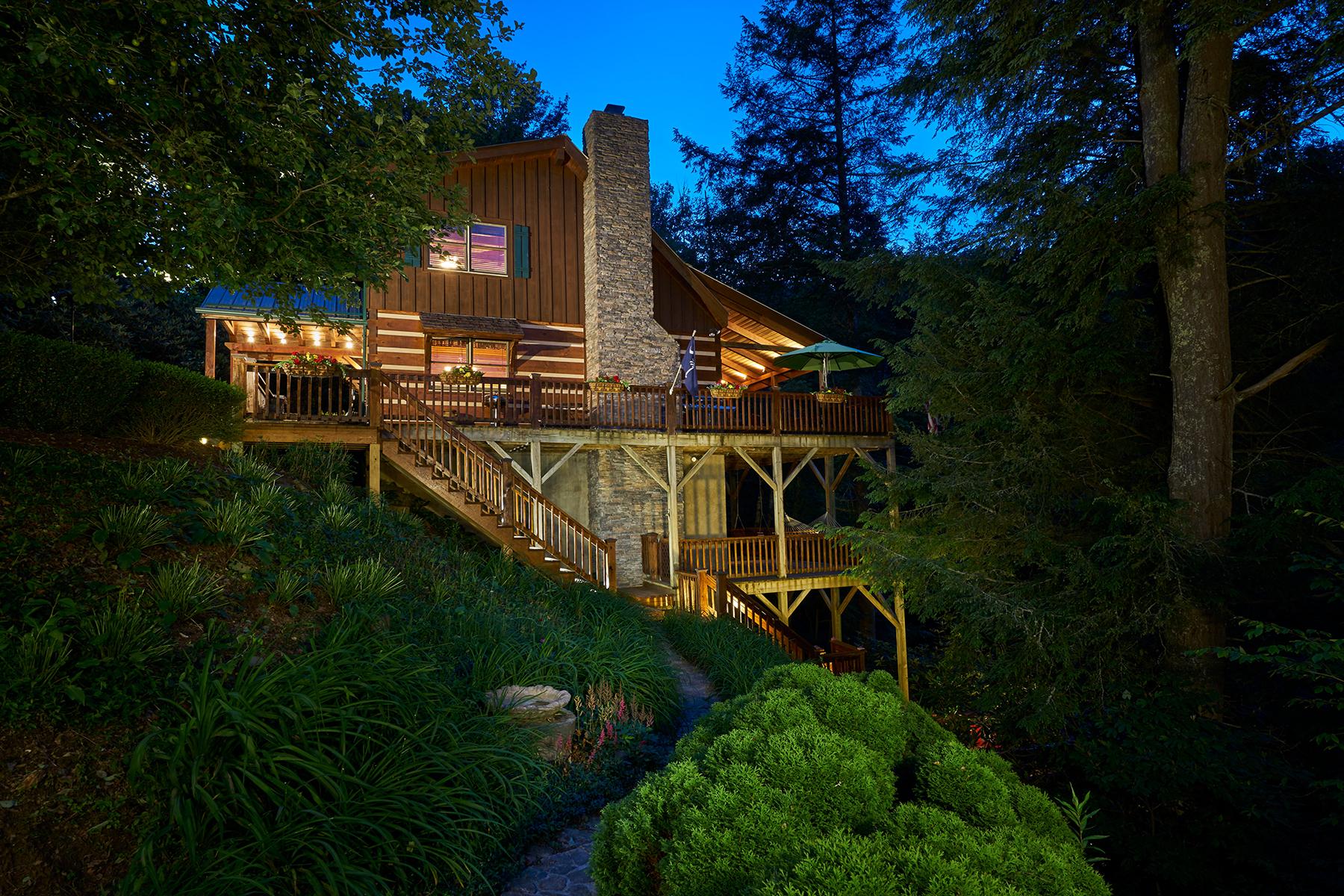 Single Family Homes for Active at SUGAR GROVE 152 Big Branch Rd Sugar Grove, North Carolina 28679 United States