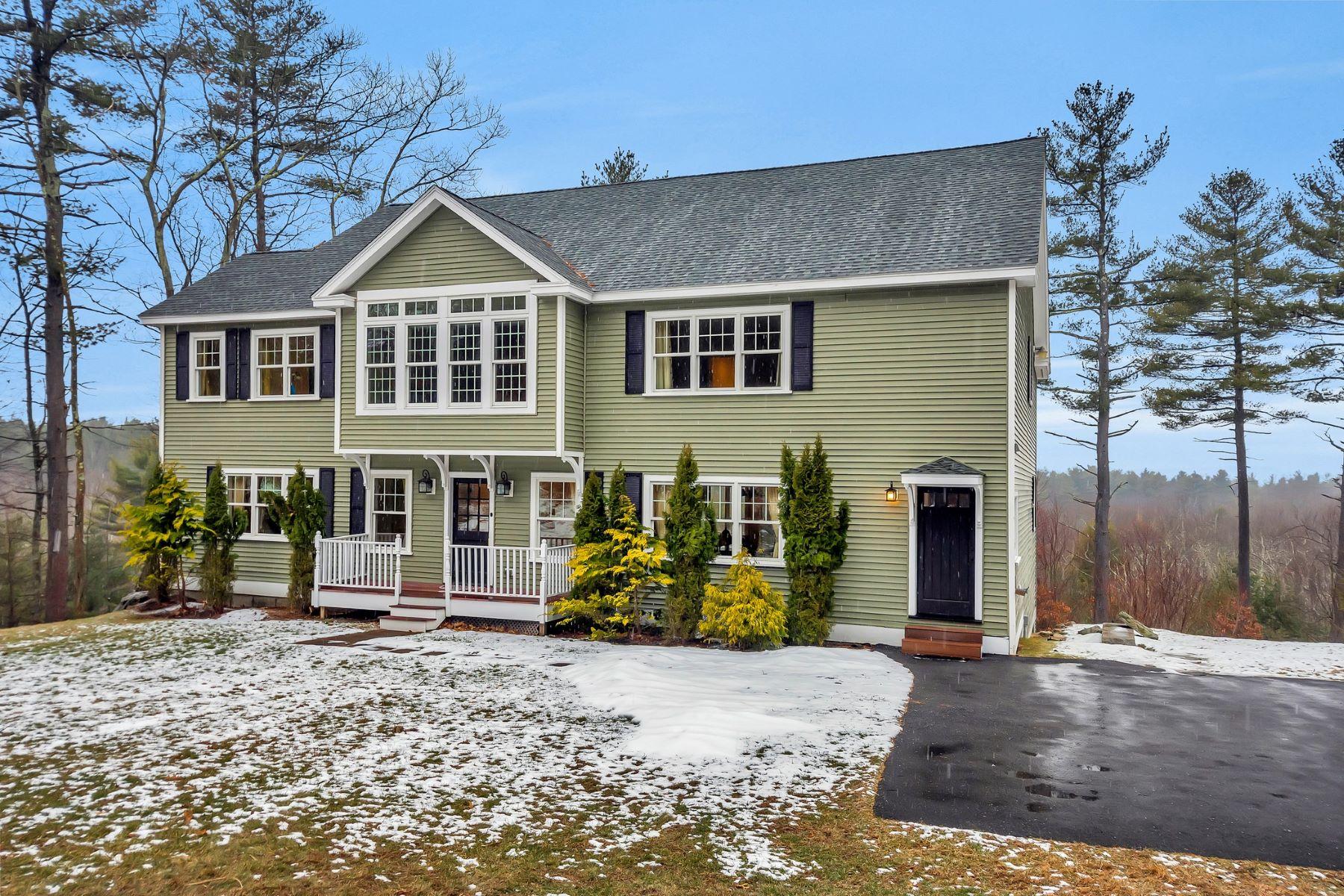 Single Family Homes 为 销售 在 71 Sara's Way Boxborough, 马萨诸塞州 01719 美国