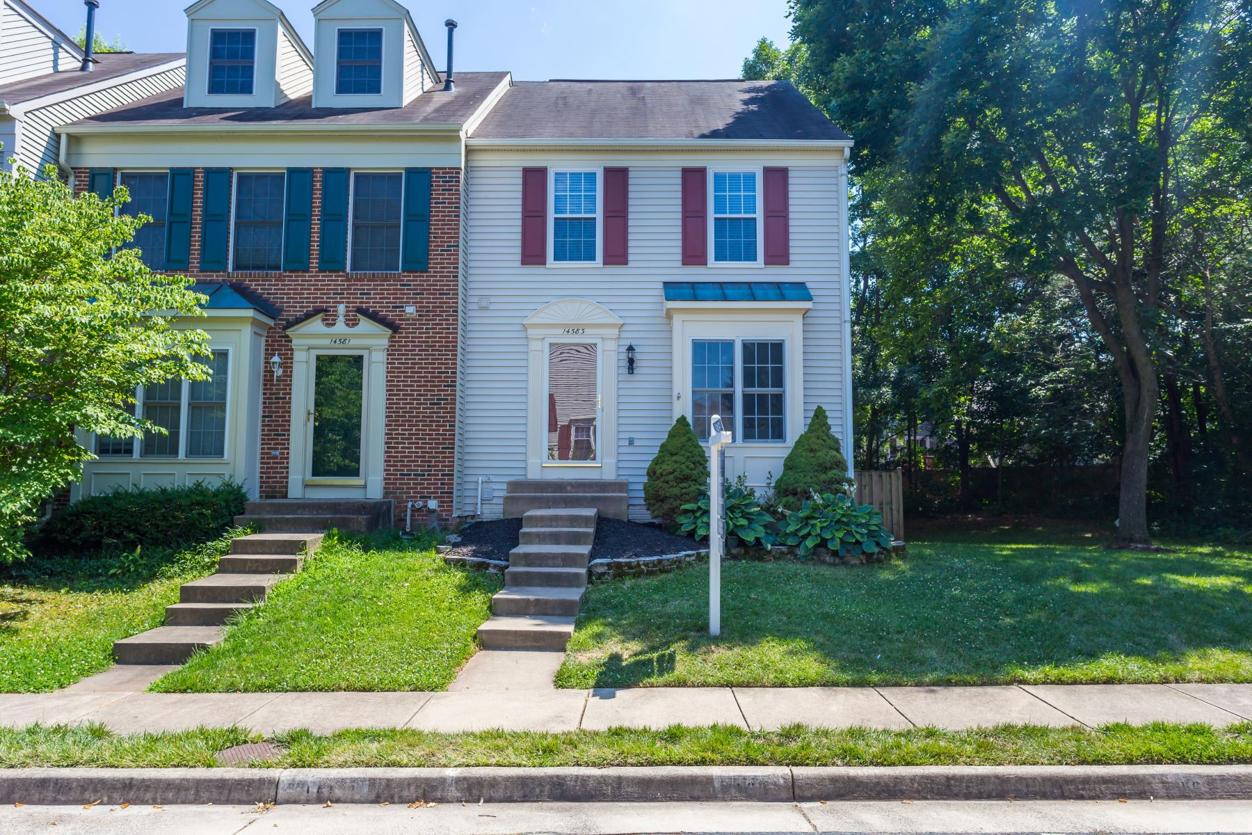 Single Family Home for Sale at 14583 Granville Lane, Centreville 14583 Granville Ln Centreville, Virginia 20120 United States