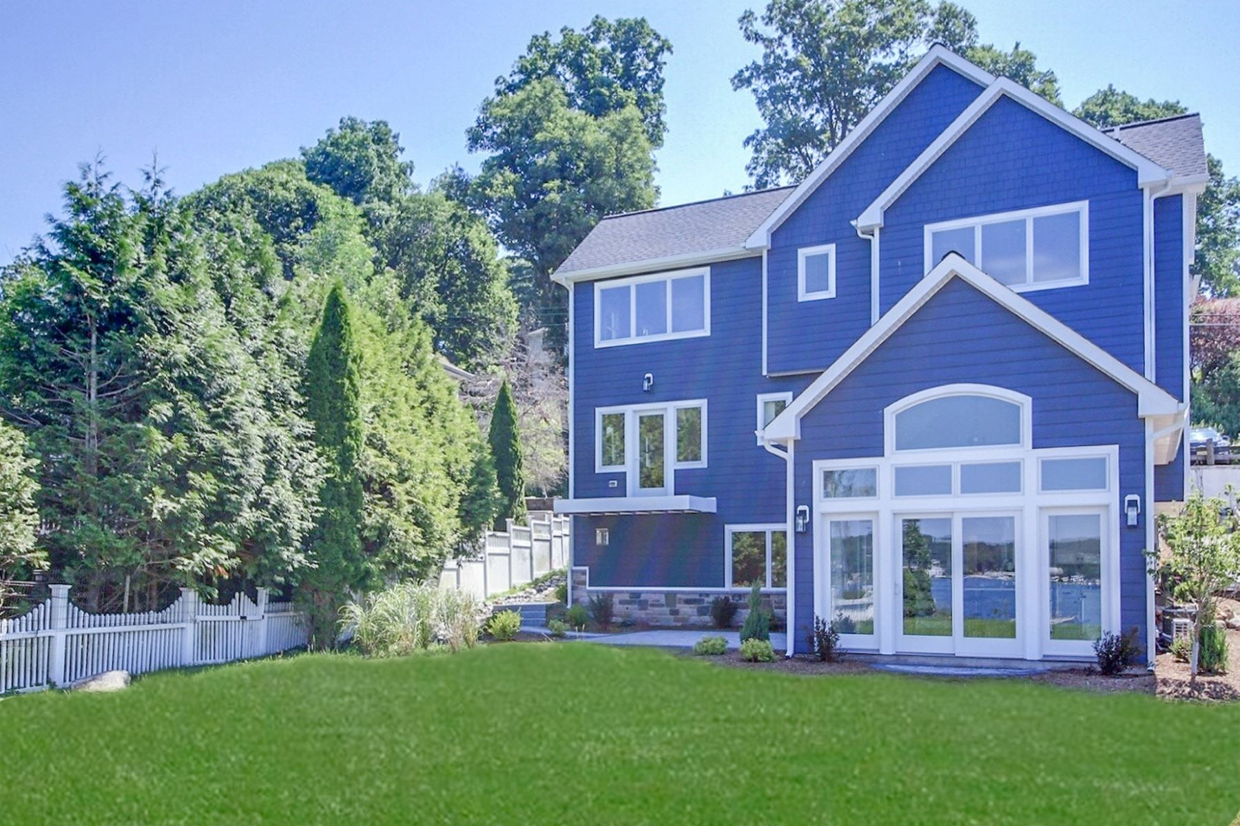 Single Family Homes for Active at New Construction Lake Hopatcong Lakefront 23 Bertrand Island Road Mount Arlington, New Jersey 07856 United States