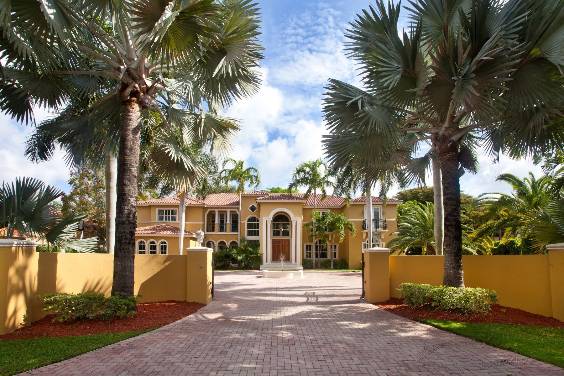 Villa per Vendita alle ore 6065 Sw 116th St Pinecrest, Florida, 33156 Stati Uniti