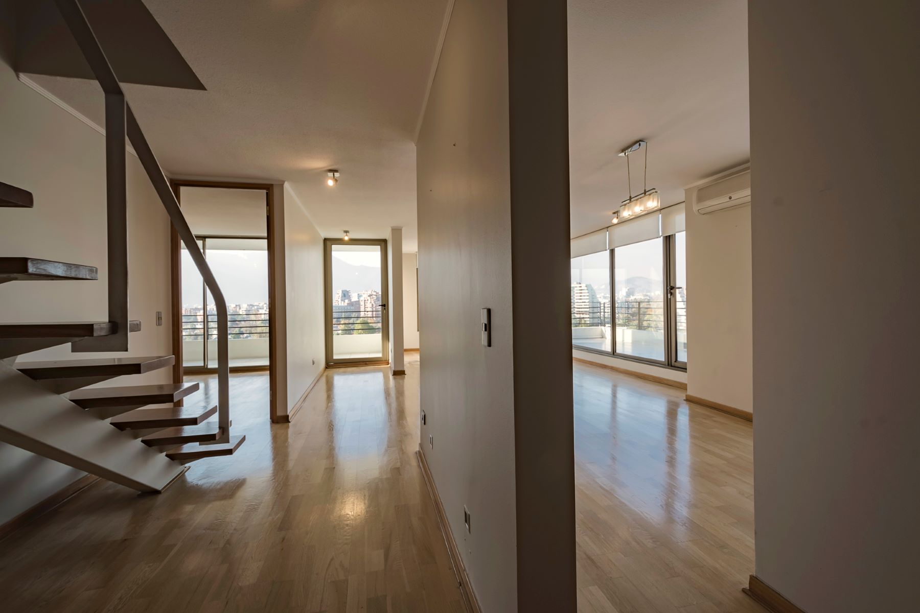 apartments for Rent at Duplex Apartment with Panoramic View Vitacura, Santiago, Region Metropolitana De Santiago Chile
