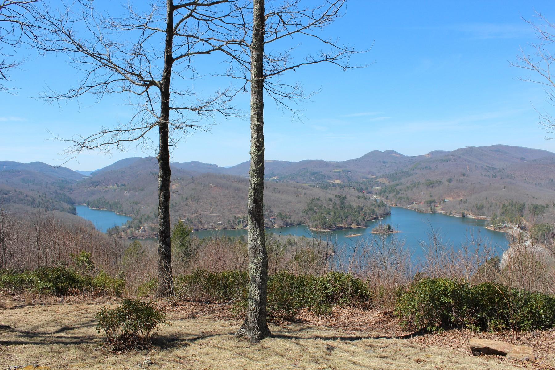 Terreno por un Venta en Shoal Mountain Lot TBA N Lake Vista Drive, Glenville, Carolina Del Norte 28736 Estados Unidos