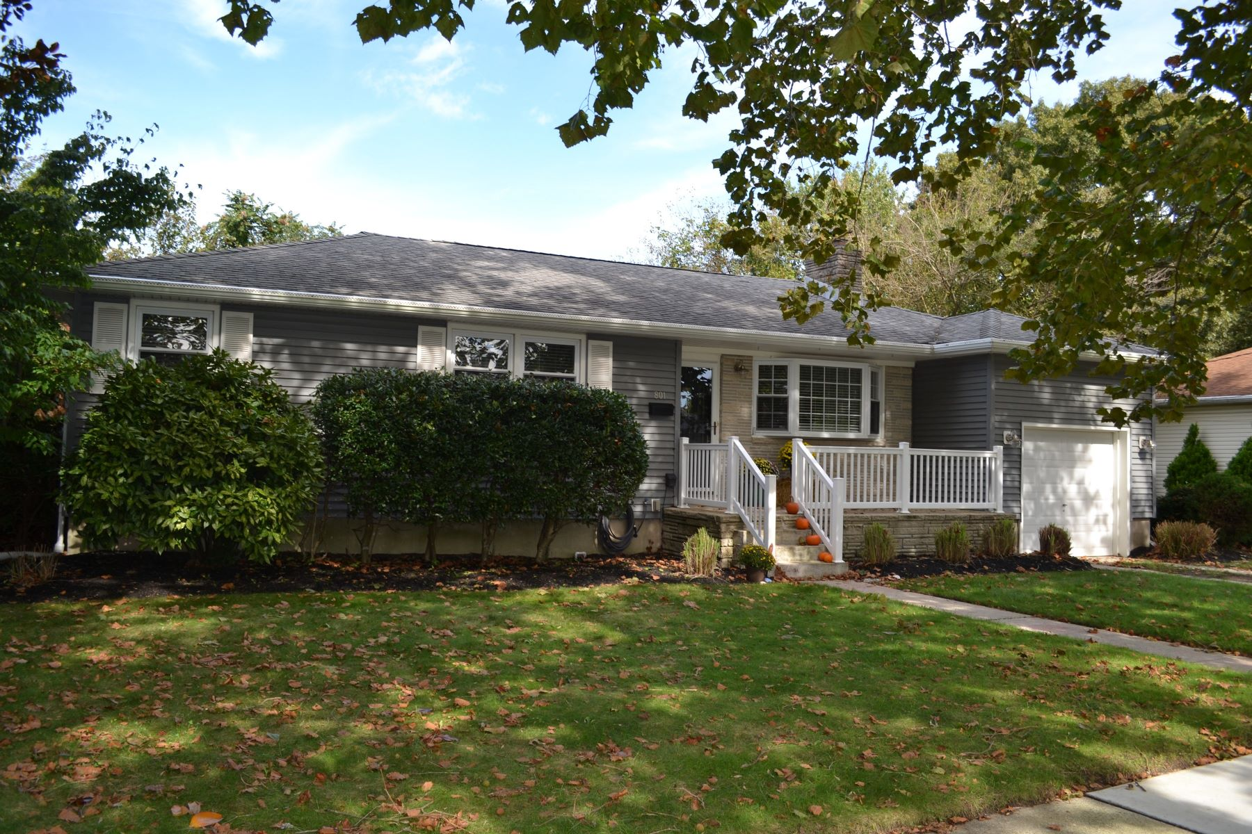 Single Family Home for Sale at 801 Debora Ave Northfield, New Jersey 08225 United States