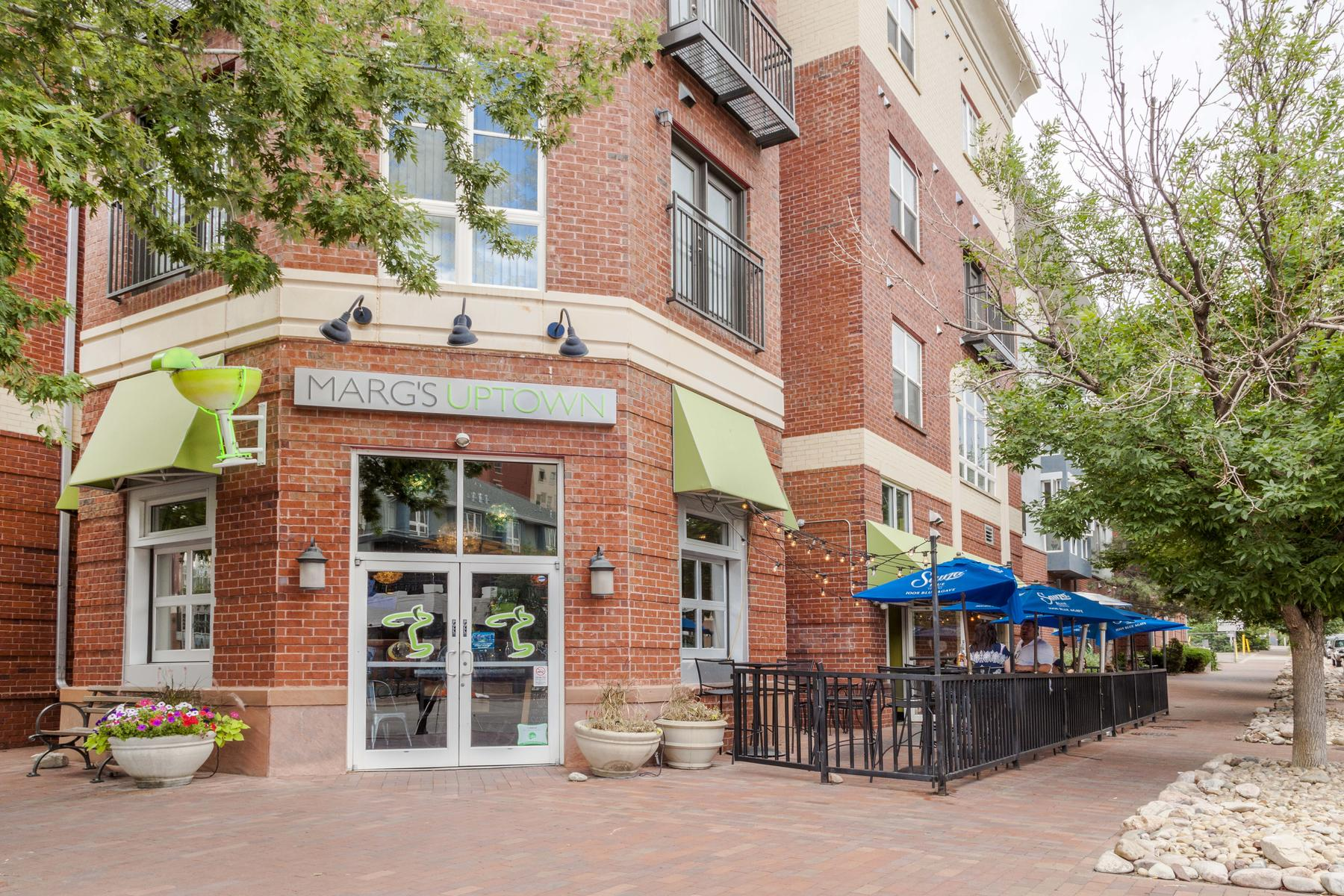 Additional photo for property listing at New Townhome With The Best City Lifestyle and Location Available! 2200 Tremont Place #8 Denver, Colorado 80205 United States