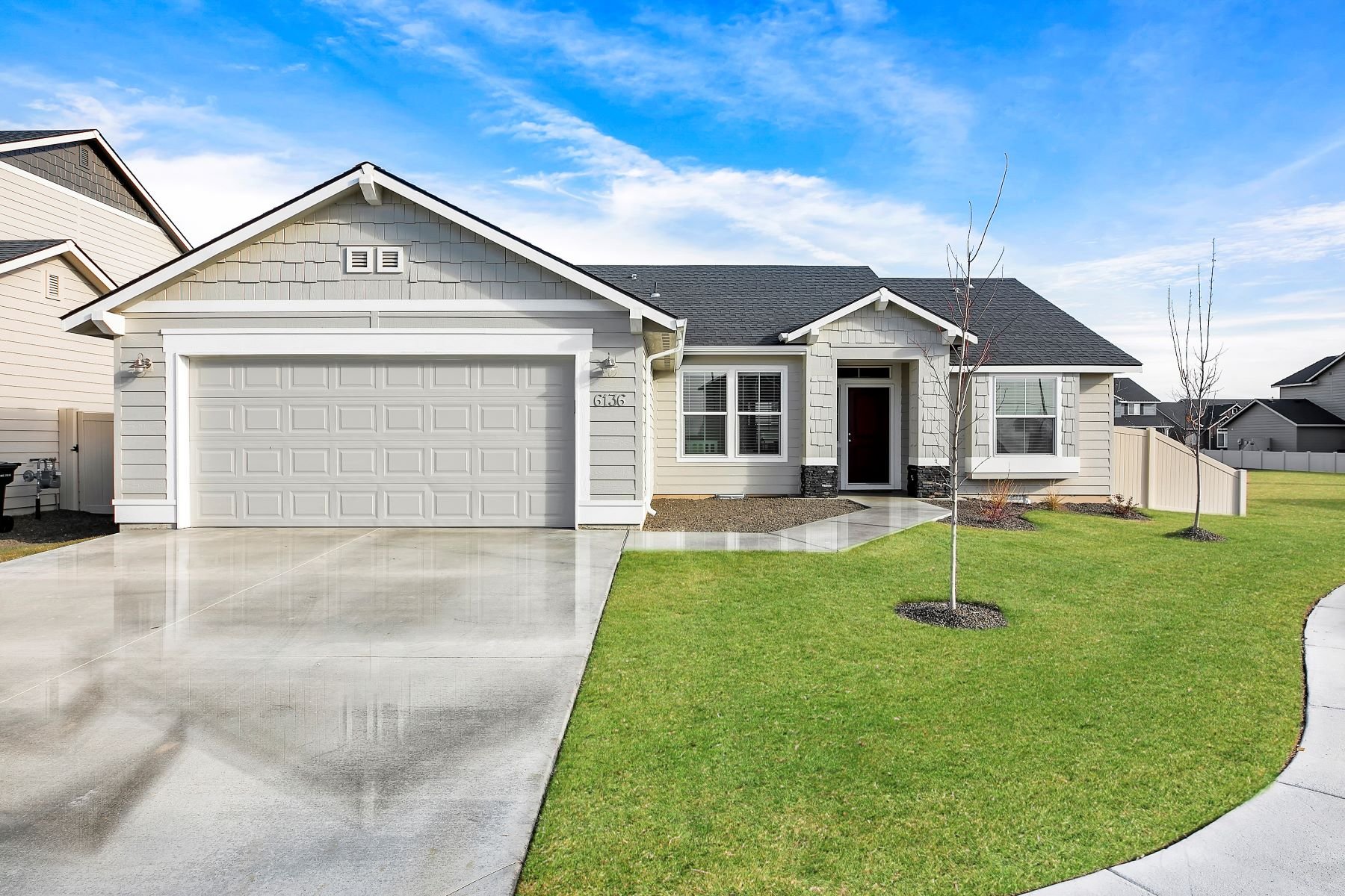 Single Family Homes for Sale at 6136 Seawind Place, Meridian 6136 N Seawind Pl Meridian, Idaho 83646 United States