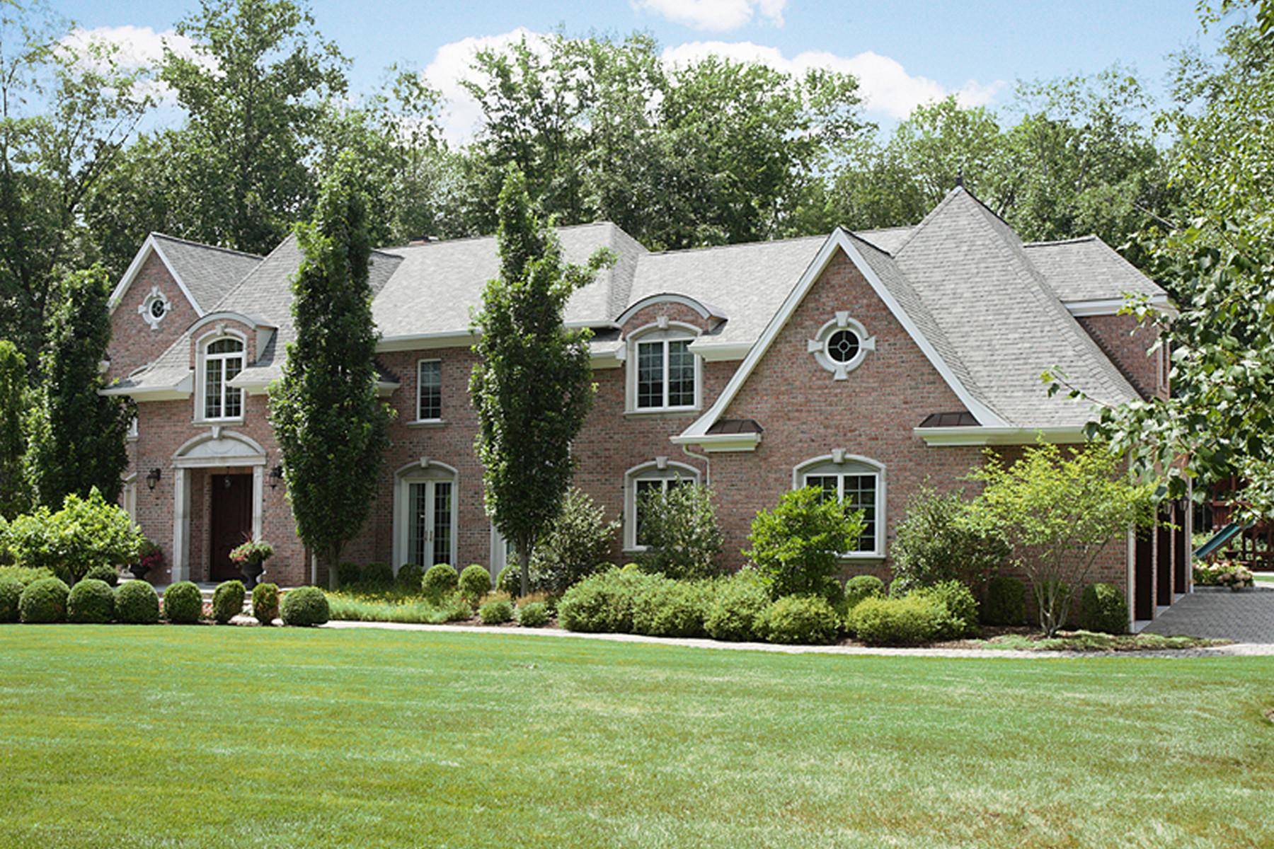 Single Family Homes 为 销售 在 Beautiful Colonial 10 Susan Ct, 旧塔潘, 新泽西州 07675 美国
