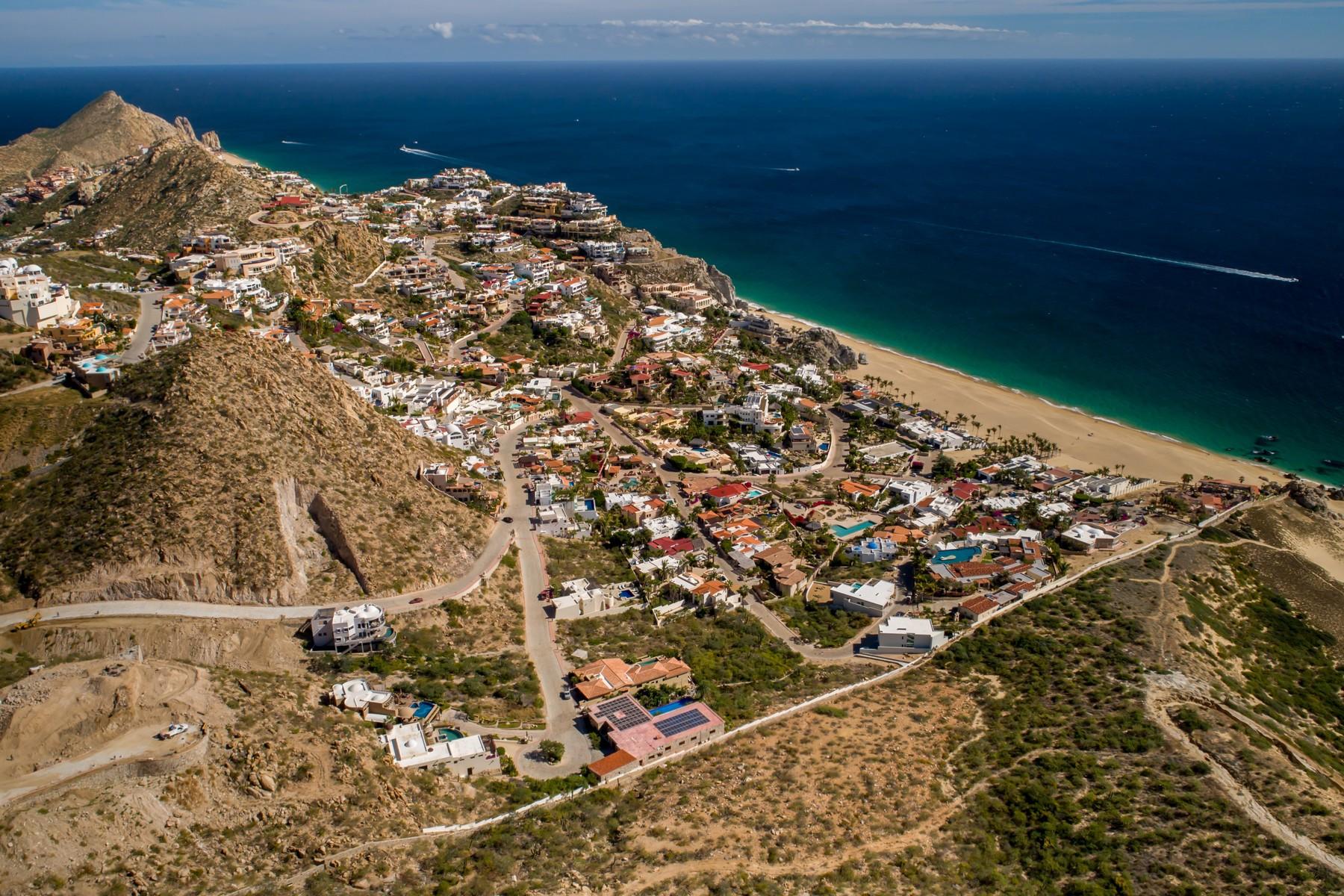 Land for Sale at Lote Pedregal Camino del Sol 25 Lote #25 Manzana 36, Calle Camino del Sol Pedregal de Cabo San Lucas Cabo San Lucas, Baja California Sur 23453 Mexico