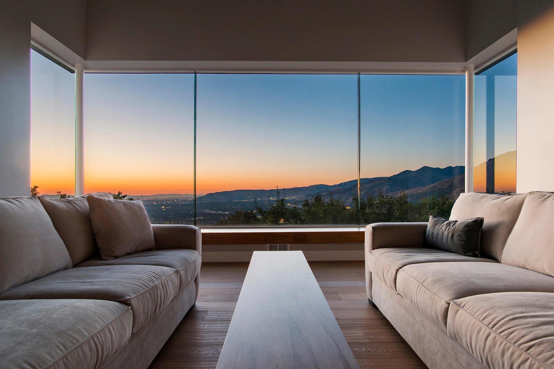 Casa Unifamiliar por un Venta en Endless Valley Views 3796 E Thousand Oaks Cir Salt Lake City, Utah, 84124 Estados Unidos