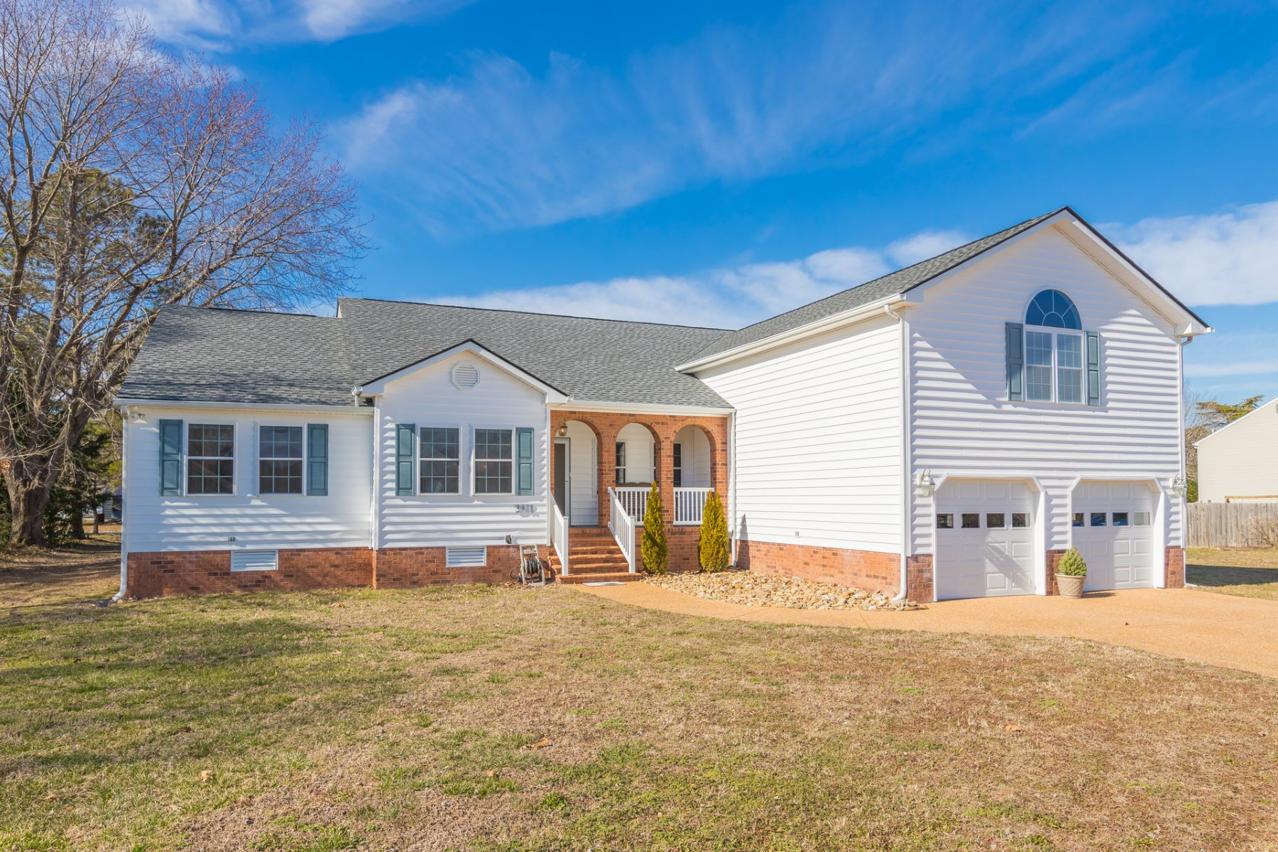 Single Family Home for Sale at Pocahontas Meadows 2971 Wendy Court Hayes, Virginia 23072 United States