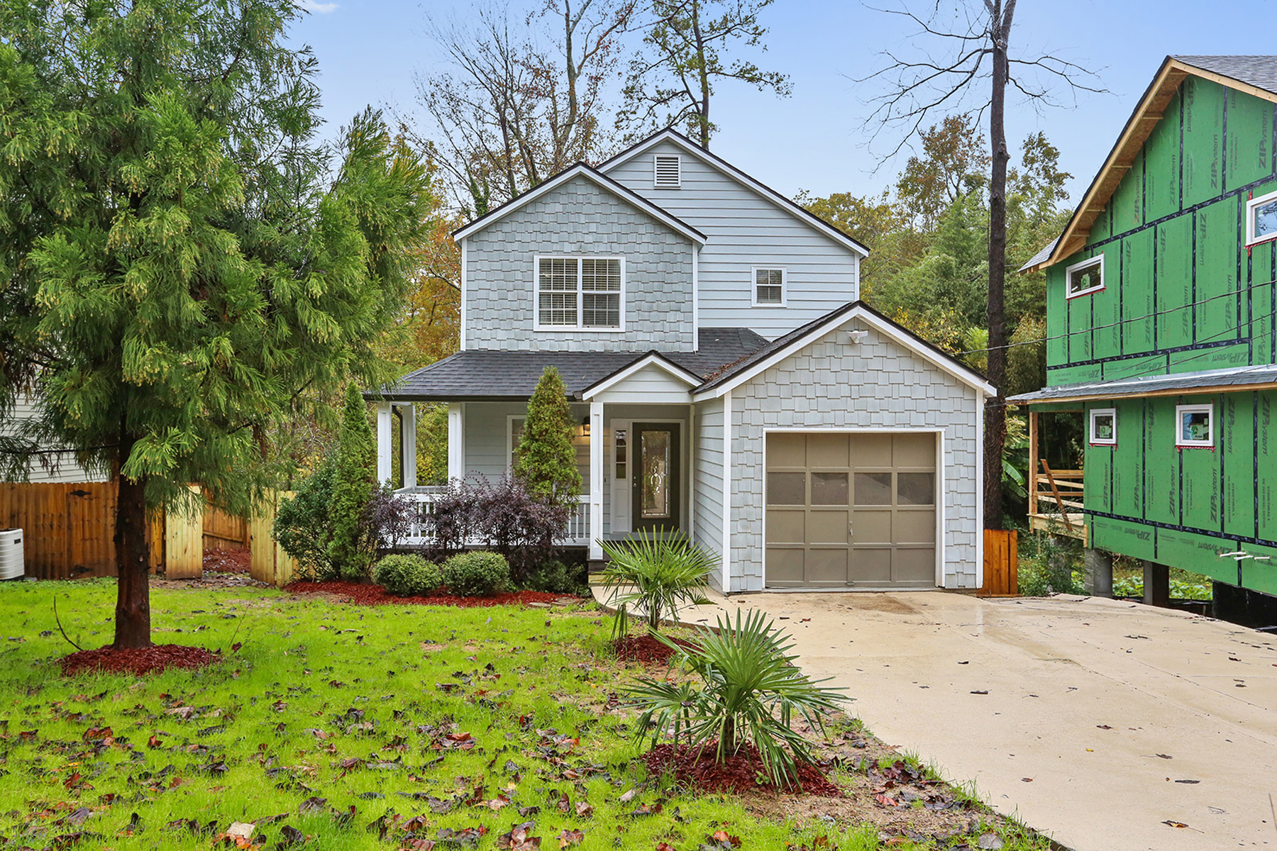 Single Family Homes for Sale at Renovated Oakhurst Bungalow 527 Oakview Road Decatur, Georgia 30030 United States