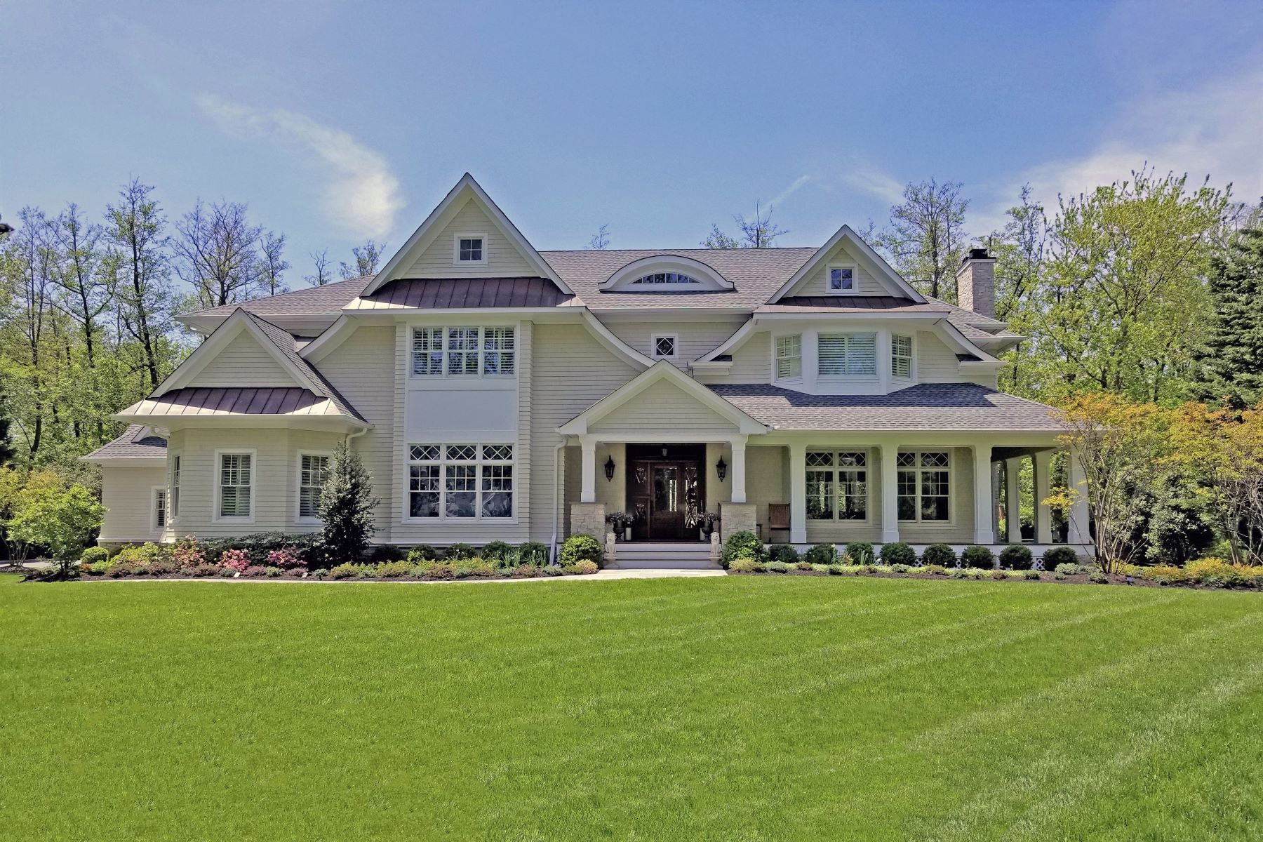 Single Family Home for Sale at ABOVE AND BEYOND 8 Heathcliff Road, Rumson, New Jersey 07760 United States