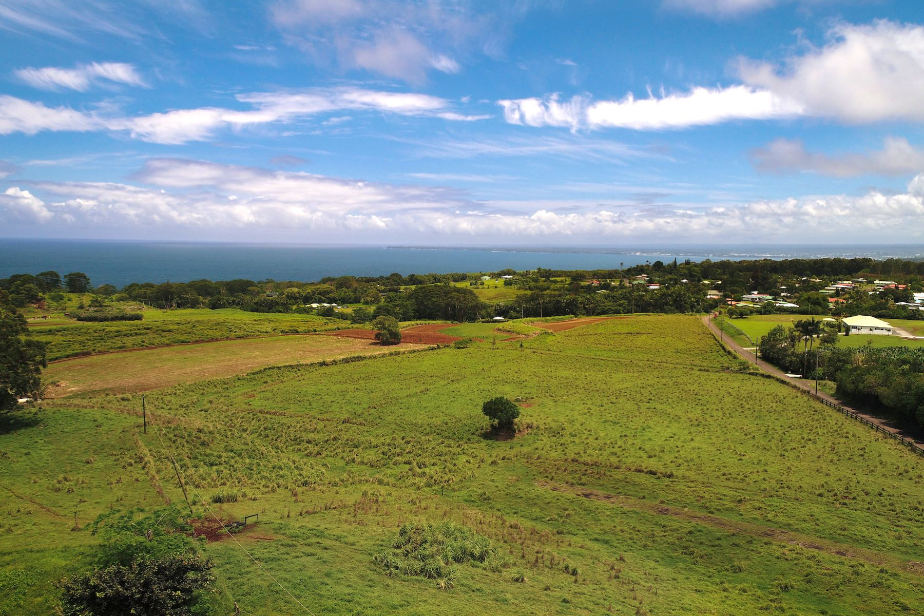Land for Sale at Boutique EcoFarm Ocean & Mountain Views 28-503 SUGAR MILL ROAD Pepeekeo, Hawaii 96783 United States