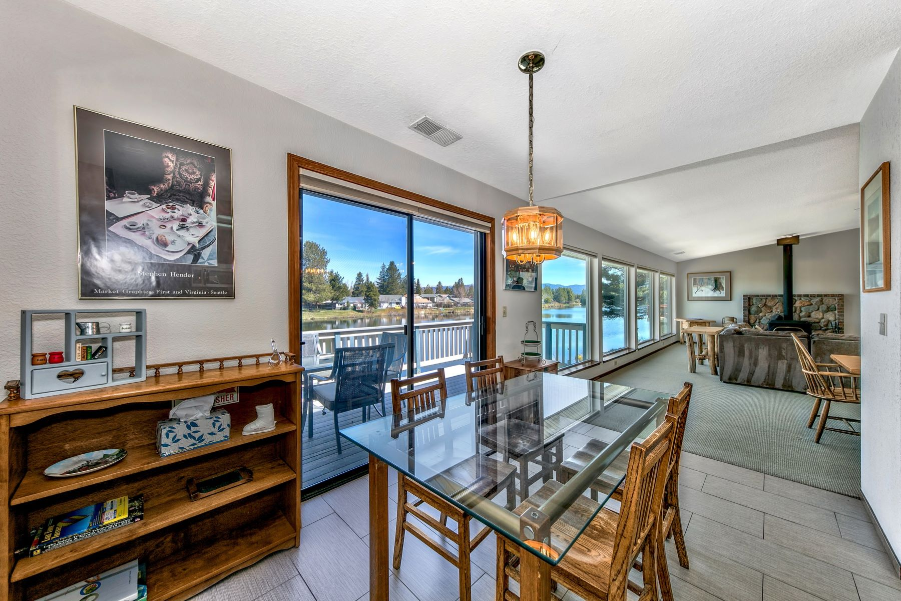 Additional photo for property listing at Stunning Waterfront Views 2111 Texas Ave South Lake Tahoe, California 96150 United States