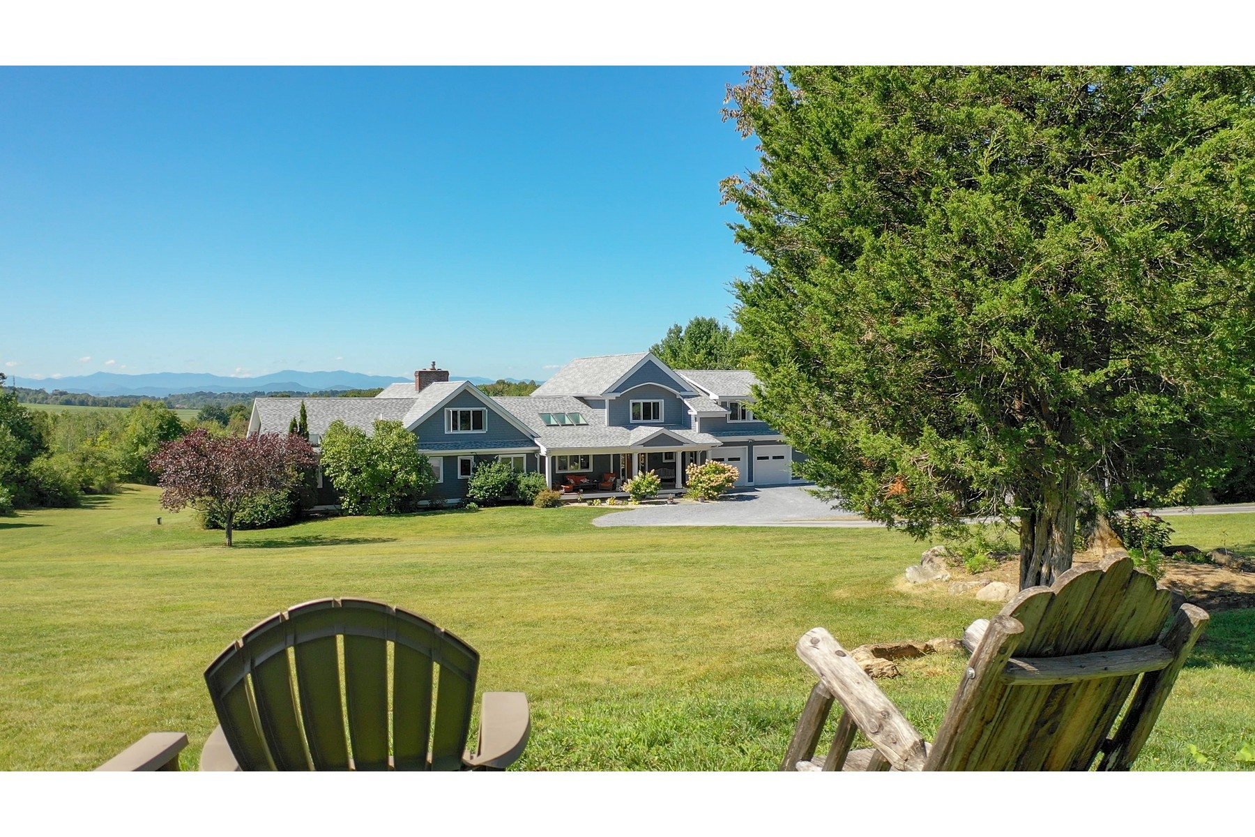 single family homes for Sale at 335 Upper Meadow Lane, Charlotte 335 Upper Meadow Ln Charlotte, Vermont 05445 United States