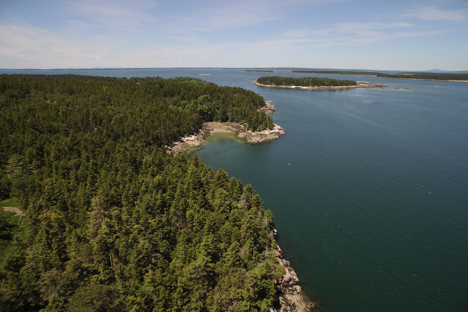Land for Sale at Scallop Cove 0 Scallop Cove Road Swans Island, Maine, 04685 United States