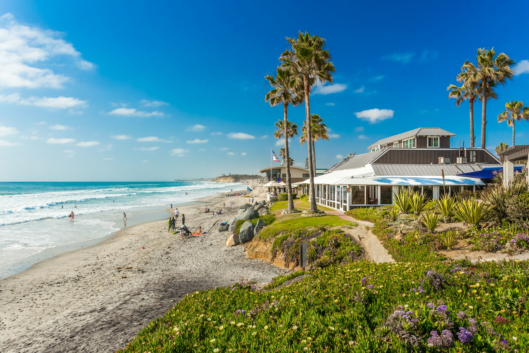 Single Family Home for Active at 1727-1729 Coast Blvd 1727-1729 Coast Blvd Del Mar, California 92014 United States