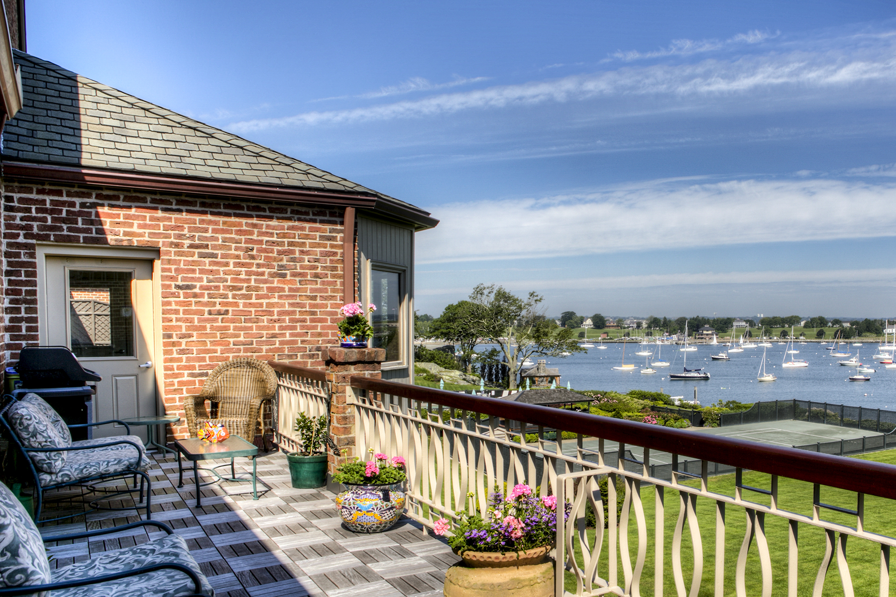 Condominium for Sale at Bonniecrest 111 Harrison Avenue B-17, Newport, Rhode Island, 02840 United States