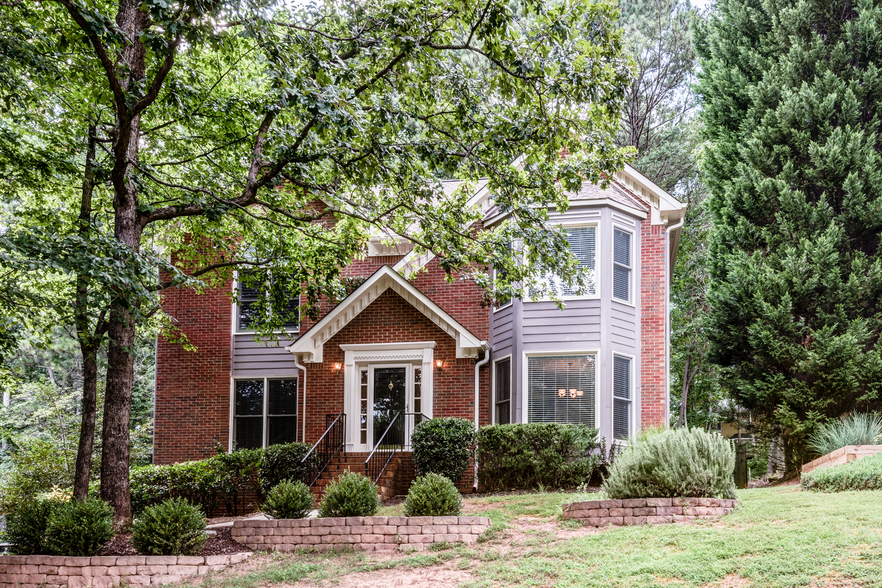 Villa per Vendita alle ore Traditional Home In Great Community, Excellent School District 4410 Oklahoma Way NW Kennesaw, Georgia, 30152 Stati Uniti