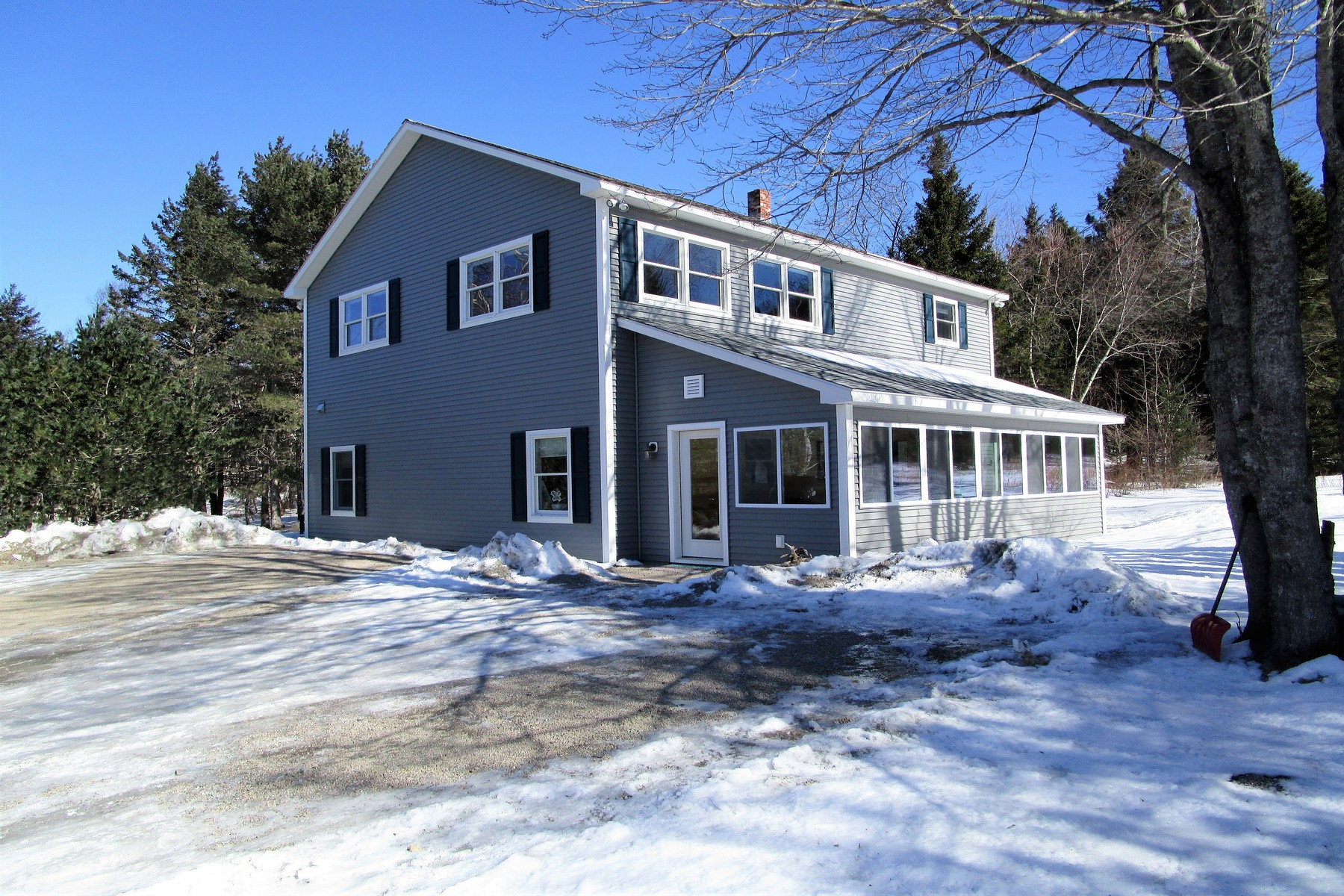 Single Family Homes por un Venta en Long Hill Cottage 3 Long Hill Road Southwest Harbor, Maine 04679 Estados Unidos