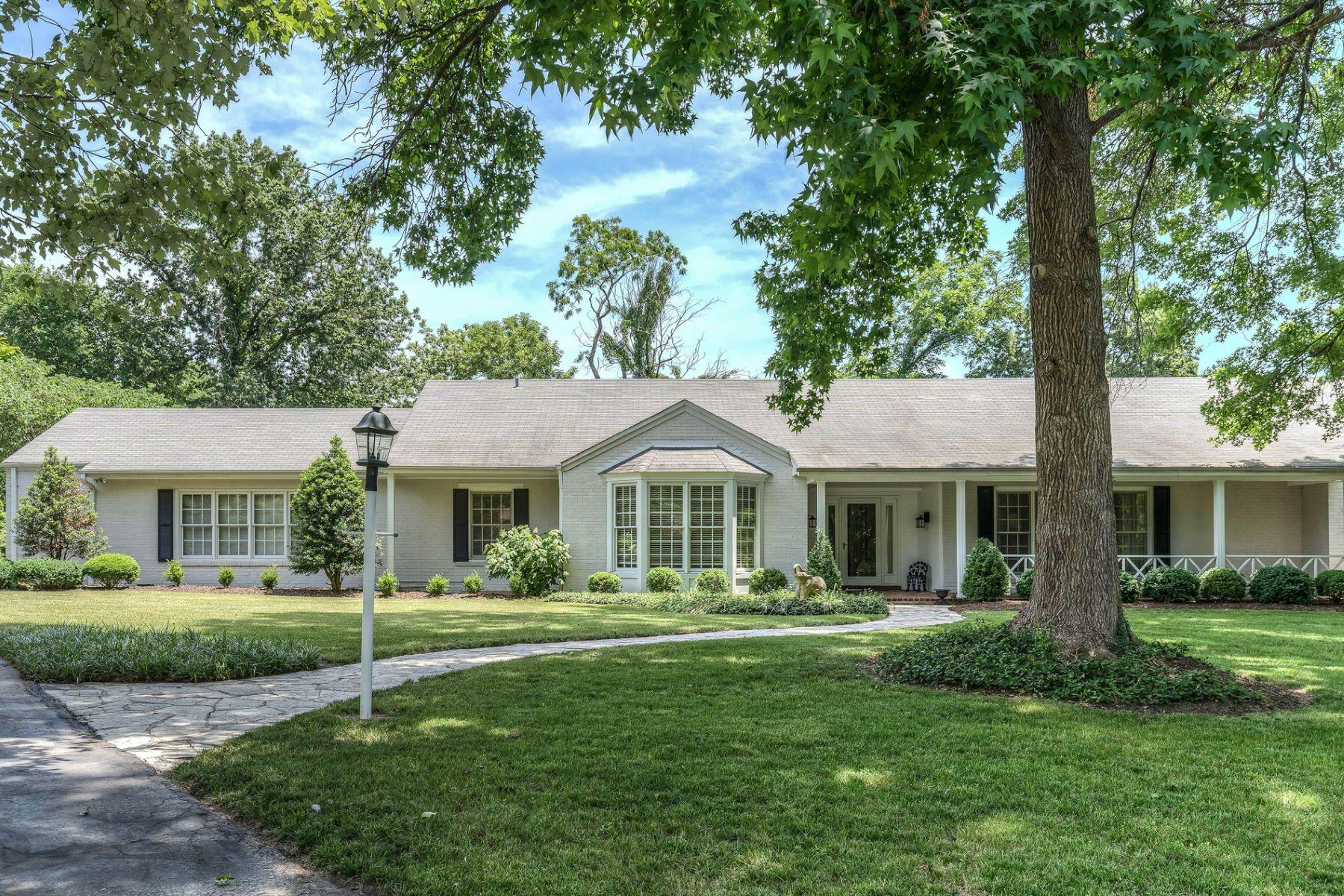Single Family Home for Sale at Ladue Manor 18 Ladue Manor Ladue, Missouri 63124 United States