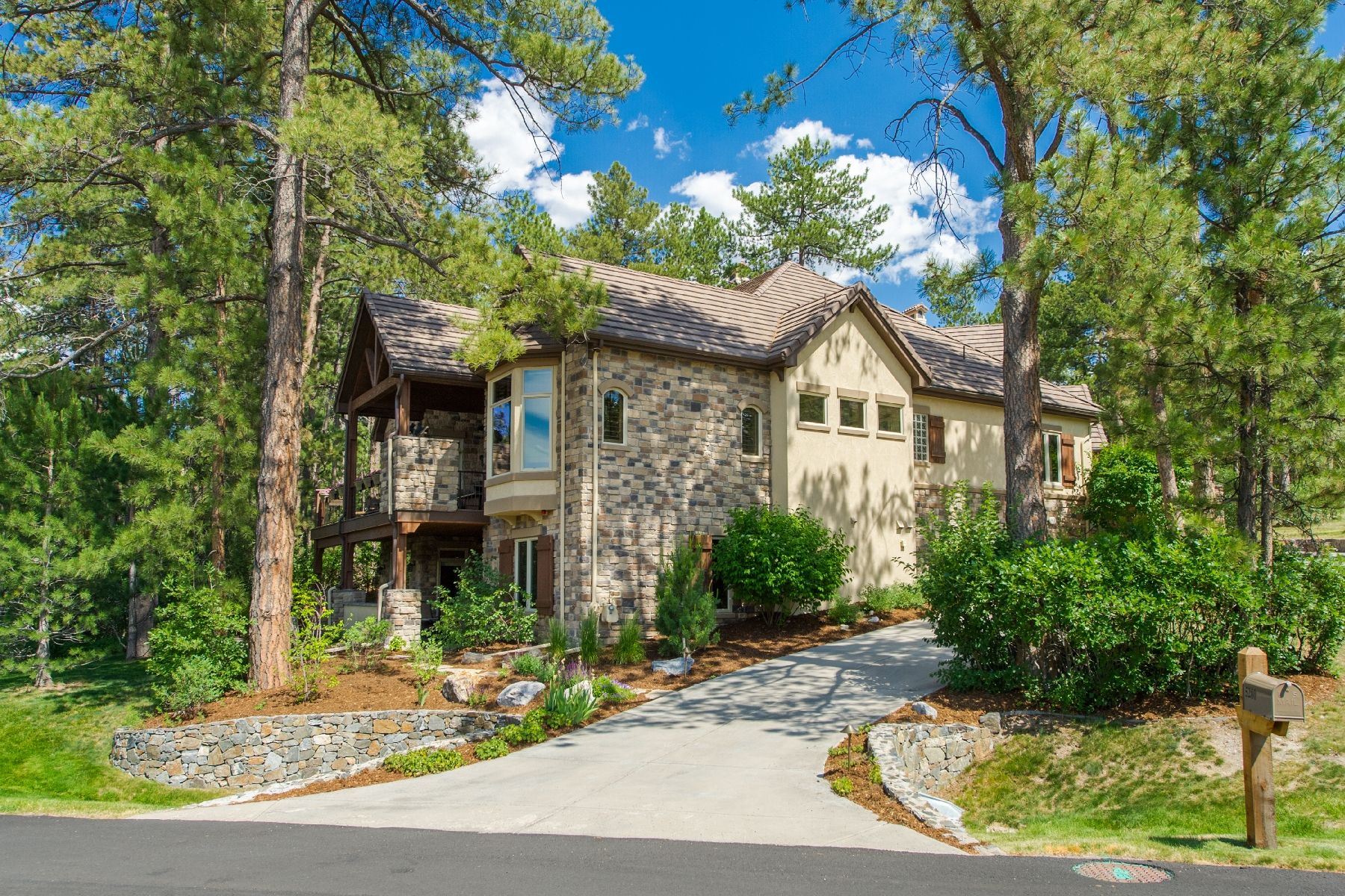 Single Family Home for Sale at 5280 Red Pass Ln Castle Pines Village, Castle Rock, Colorado, 80108 United States