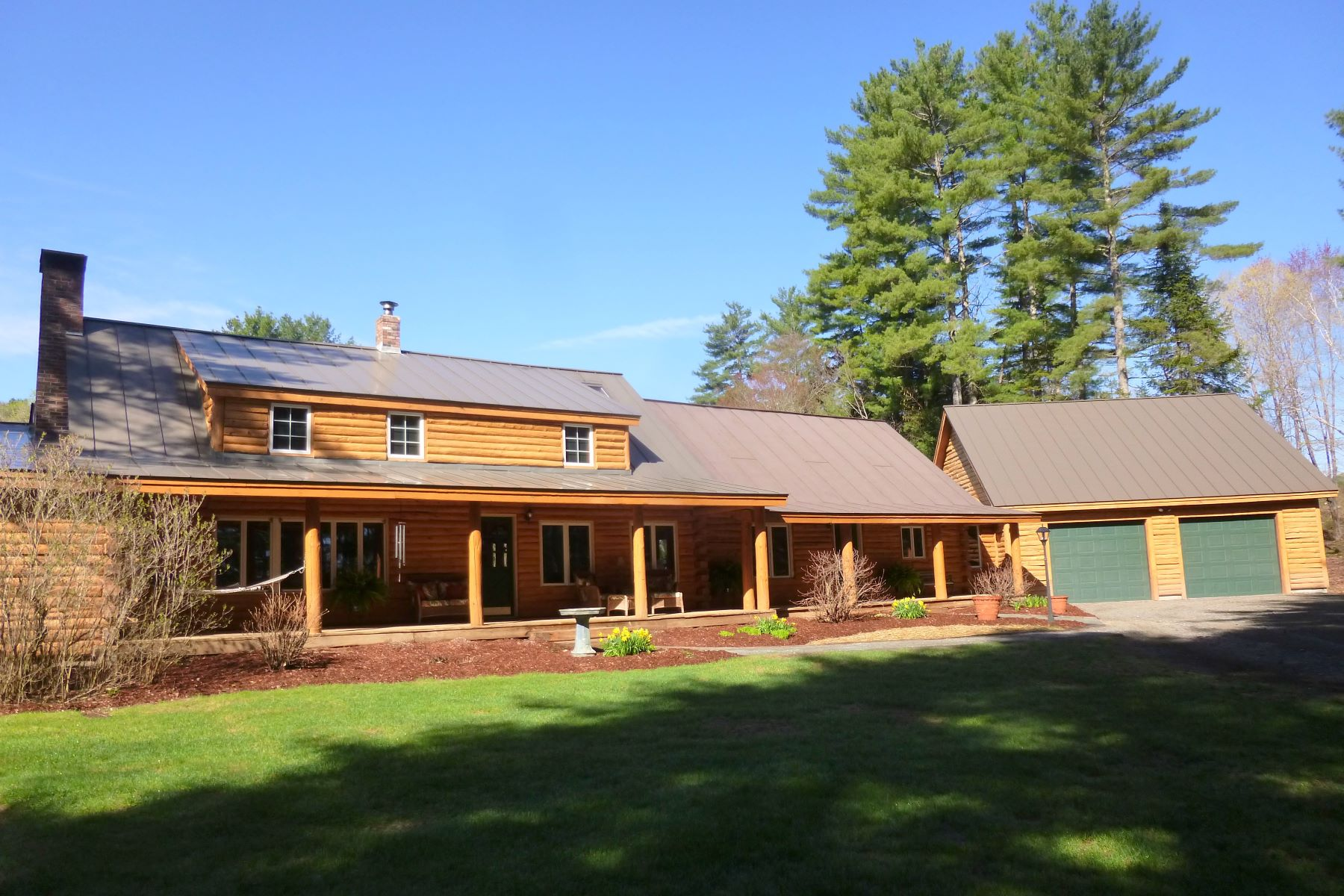 single family homes for Sale at 1431 Chelsea Road, Bradford 1431 Chelsea Rd Bradford, Vermont 05033 United States