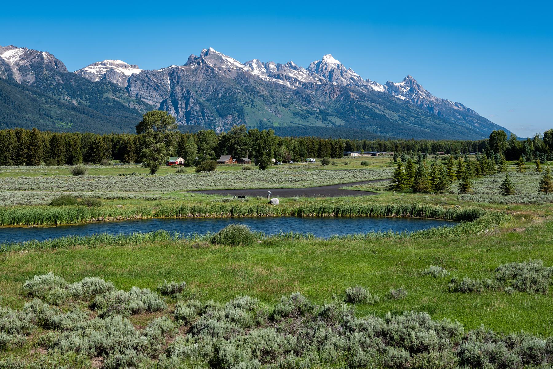 Terrain pour l Vente à Jackson, Wyoming 83001 États-Unis